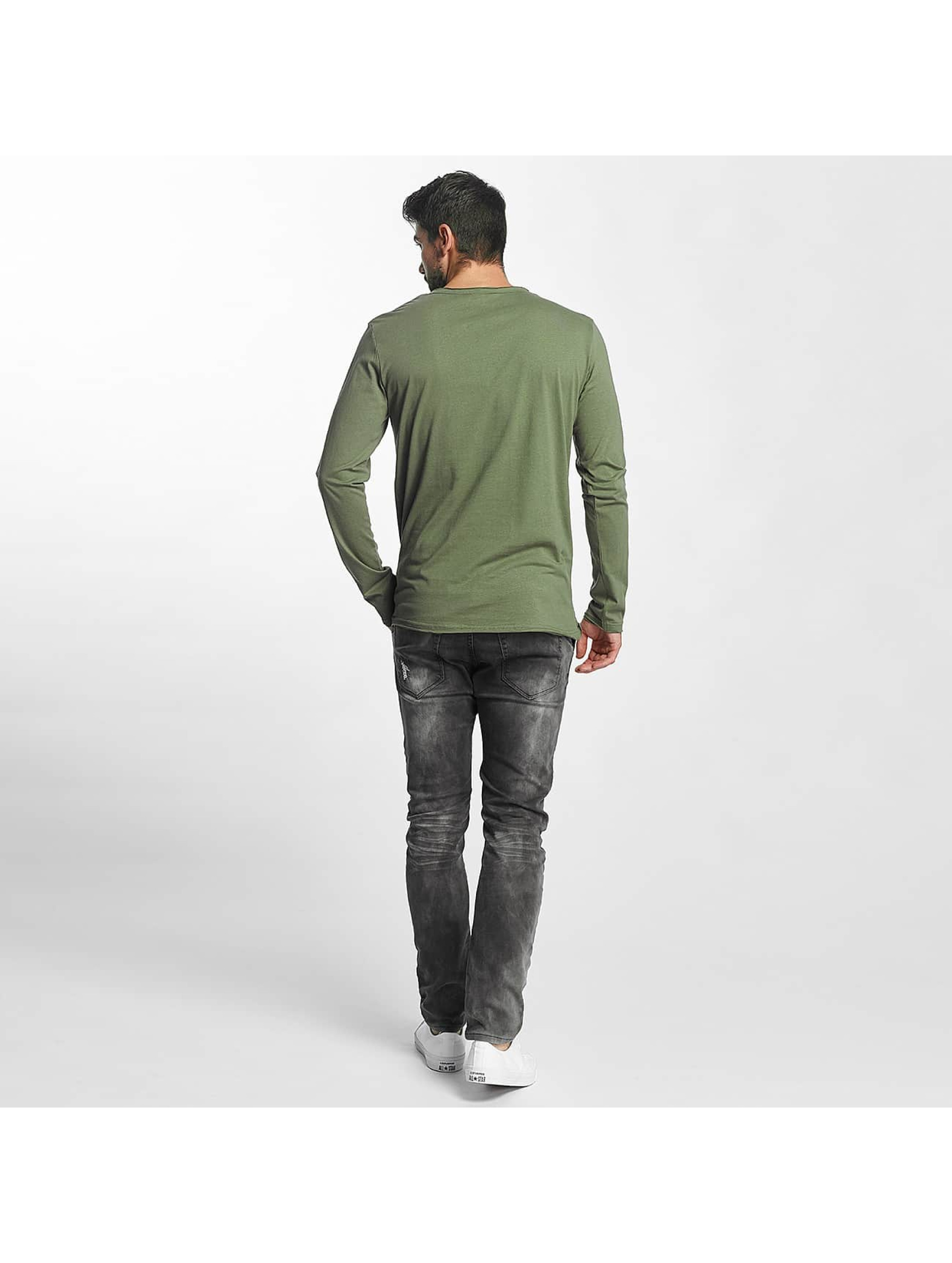 Urban Surface Longsleeve H1597Z20825A olive