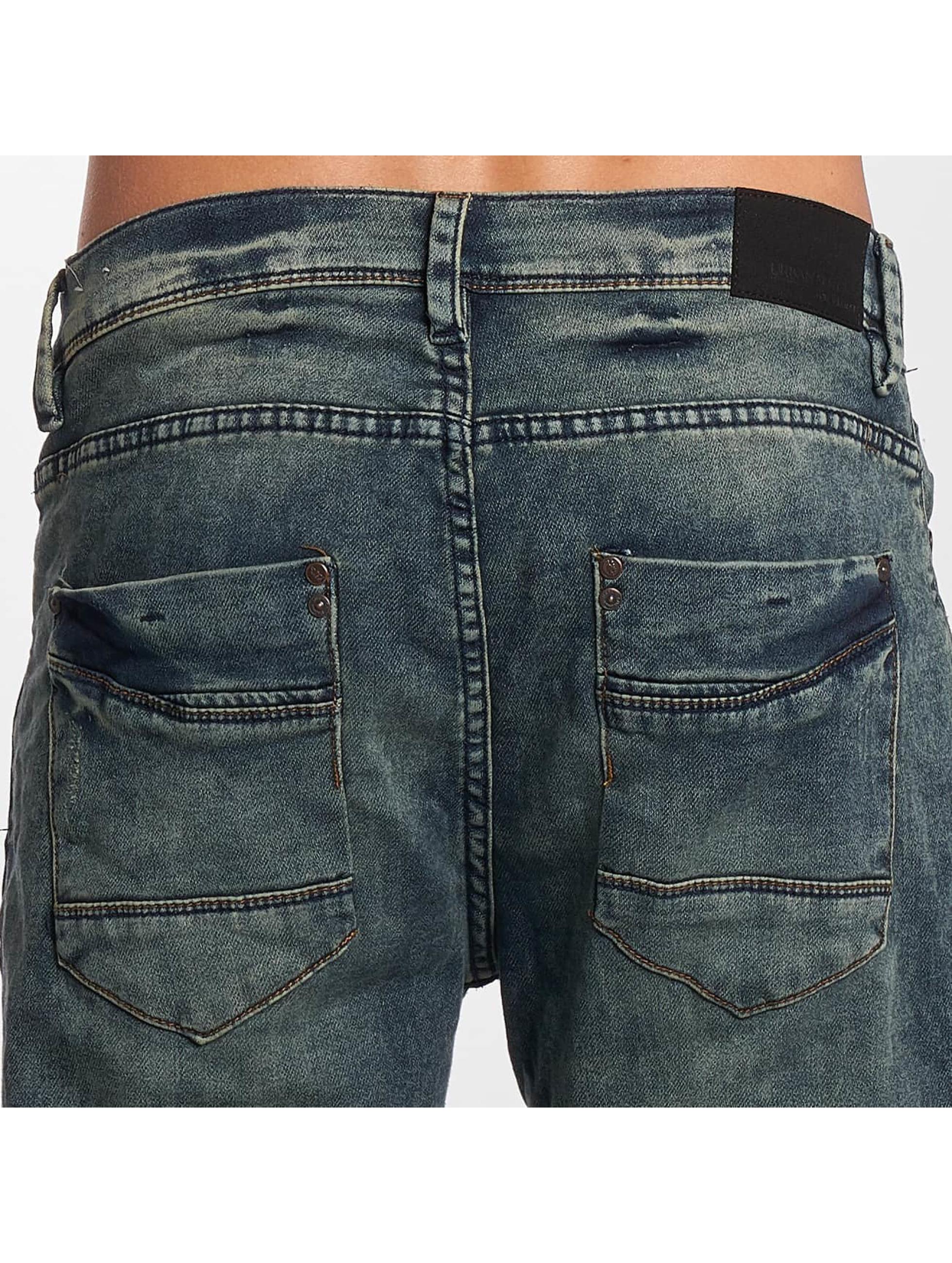 Urban Surface Slim Fit Jeans Imre blauw