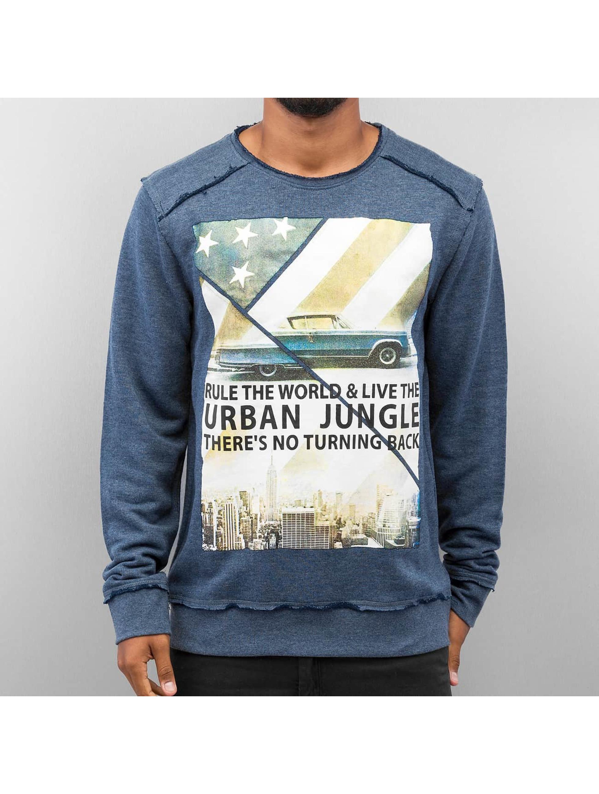 Urban Surface Sweat & Pull Urban Jungle bleu