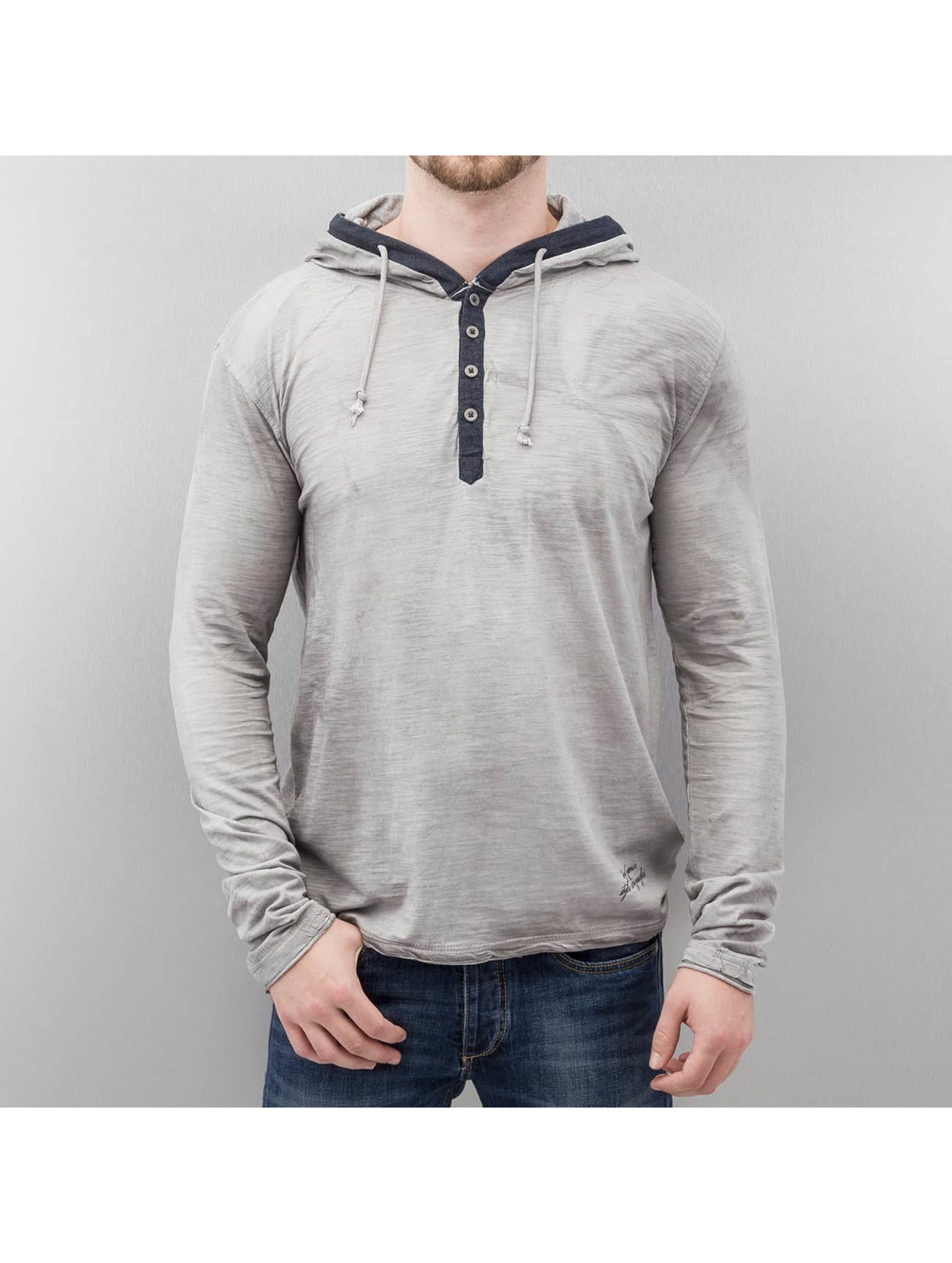 Urban Surface Sweat capuche City Jungle gris