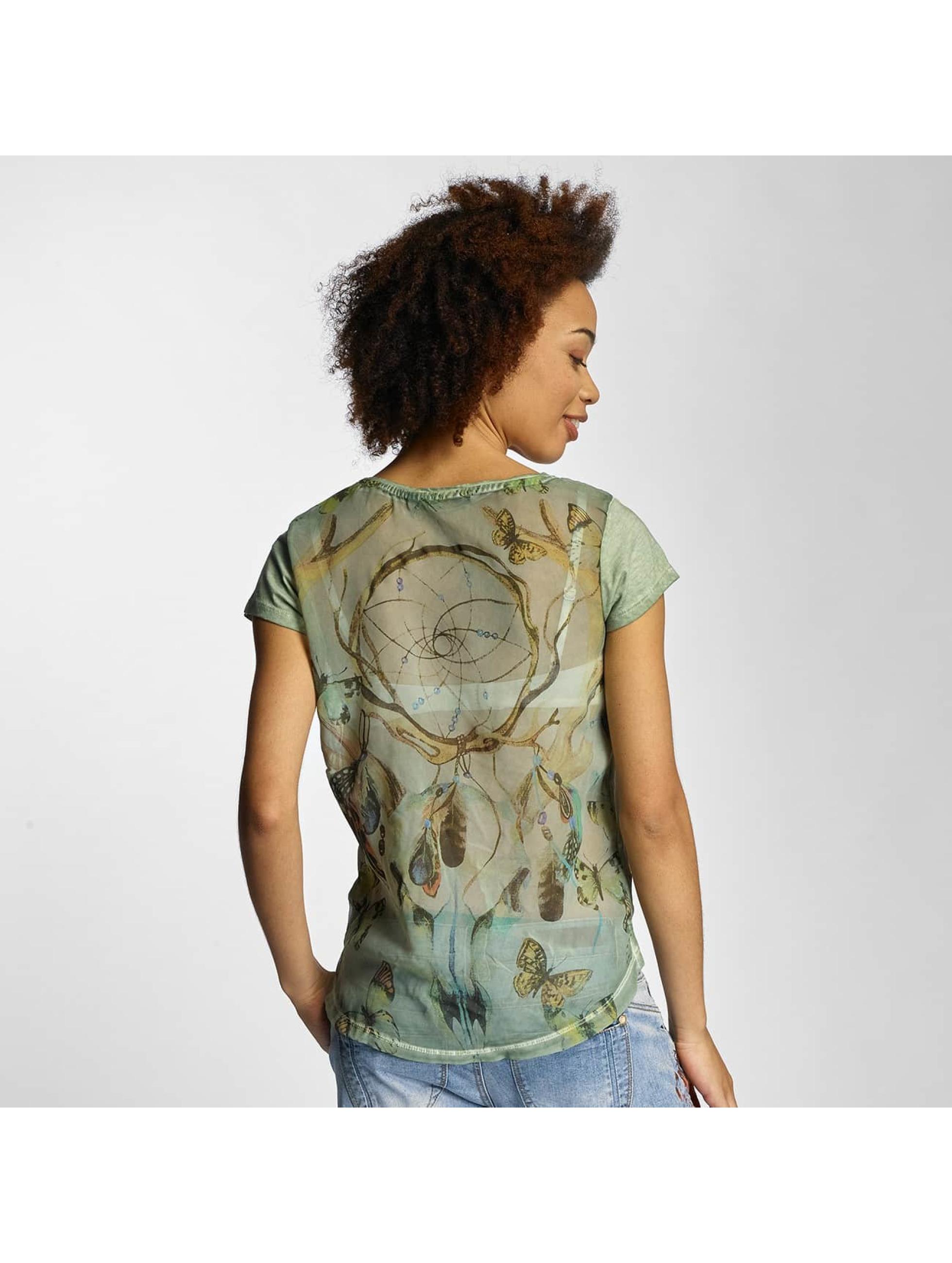Urban Surface T-Shirt Dreamcatcher green