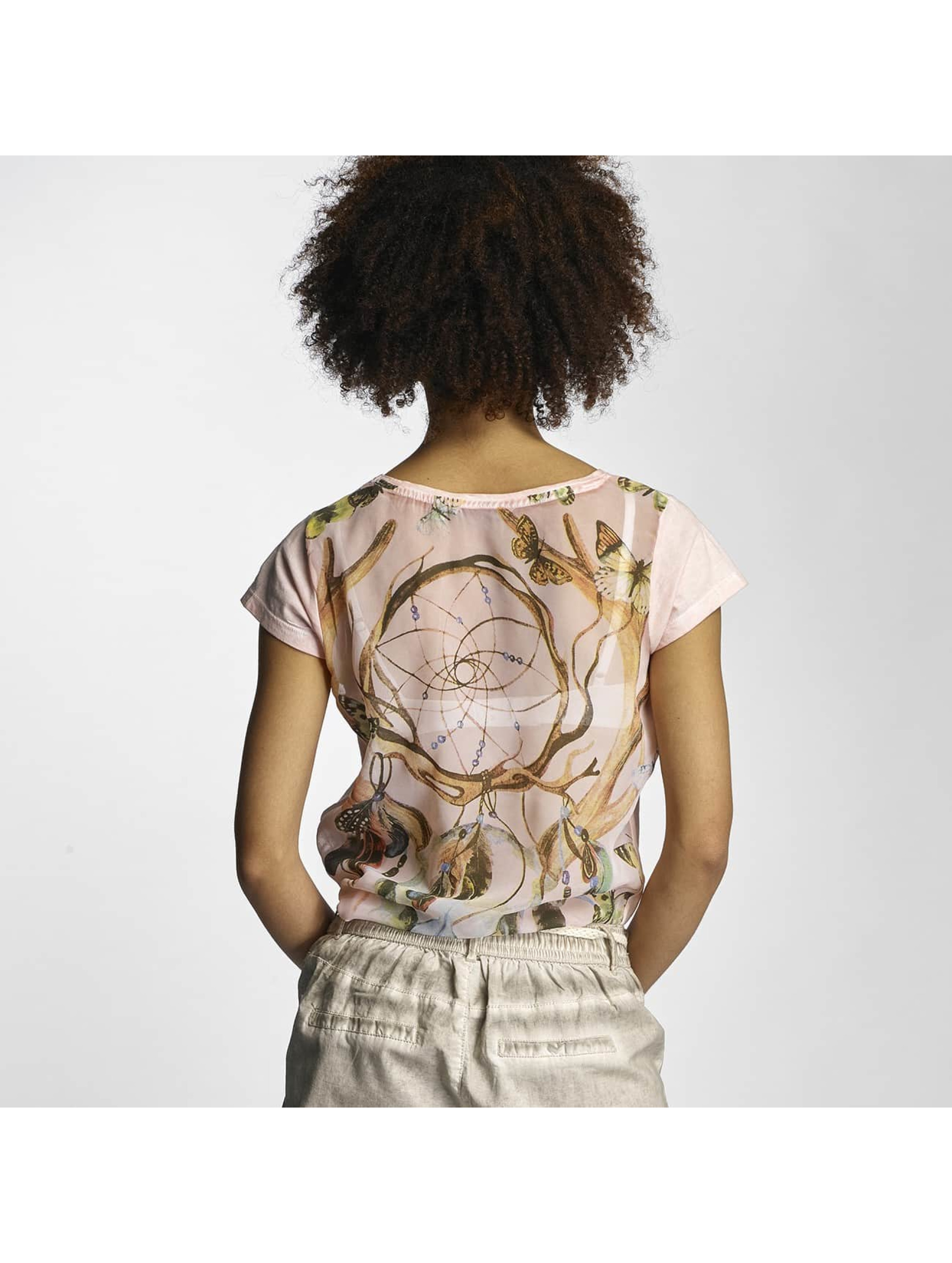 Urban Surface T-Shirt Dreamcatcher rose