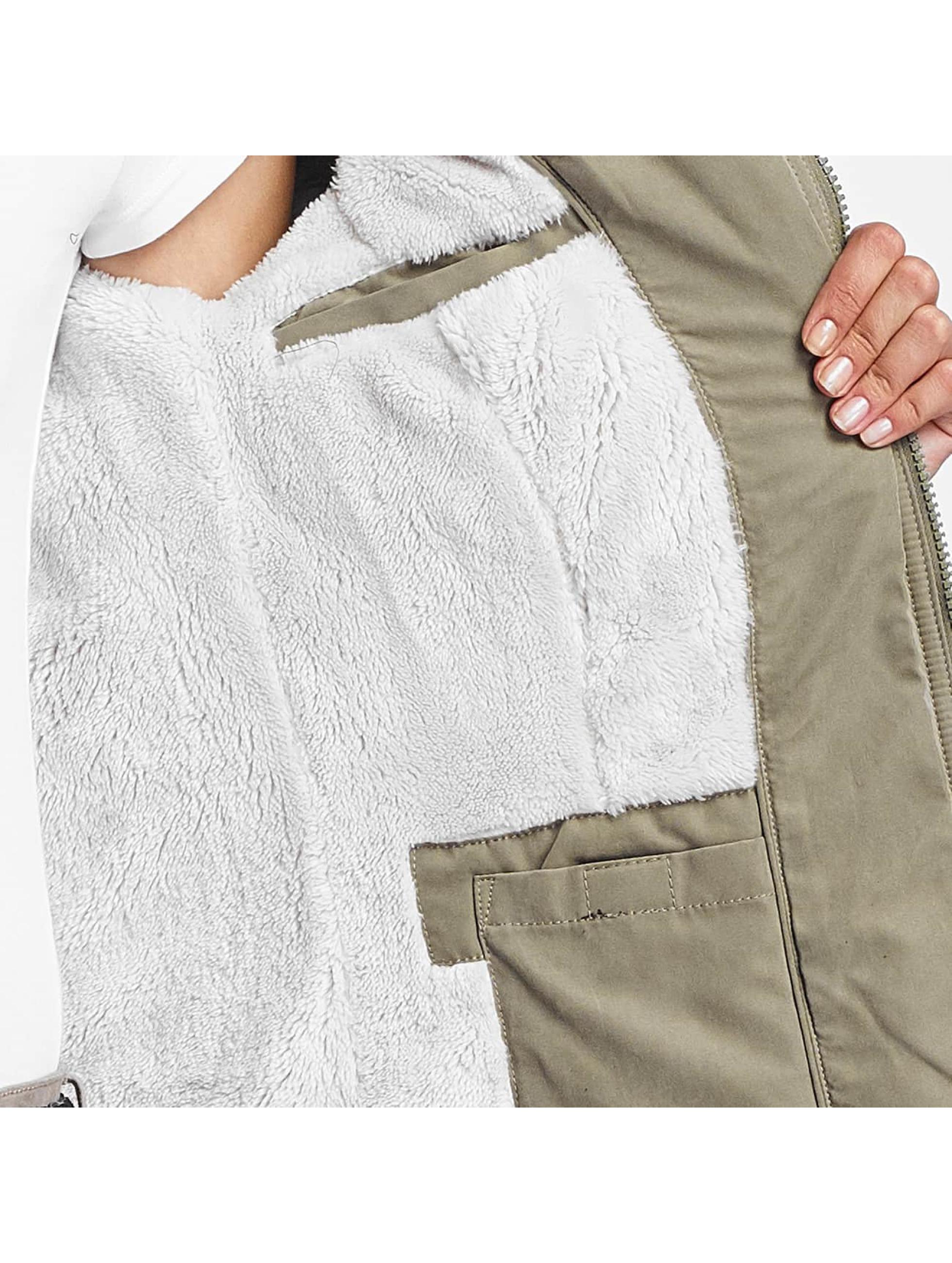 Urban Surface Winter Jacket Oliana olive