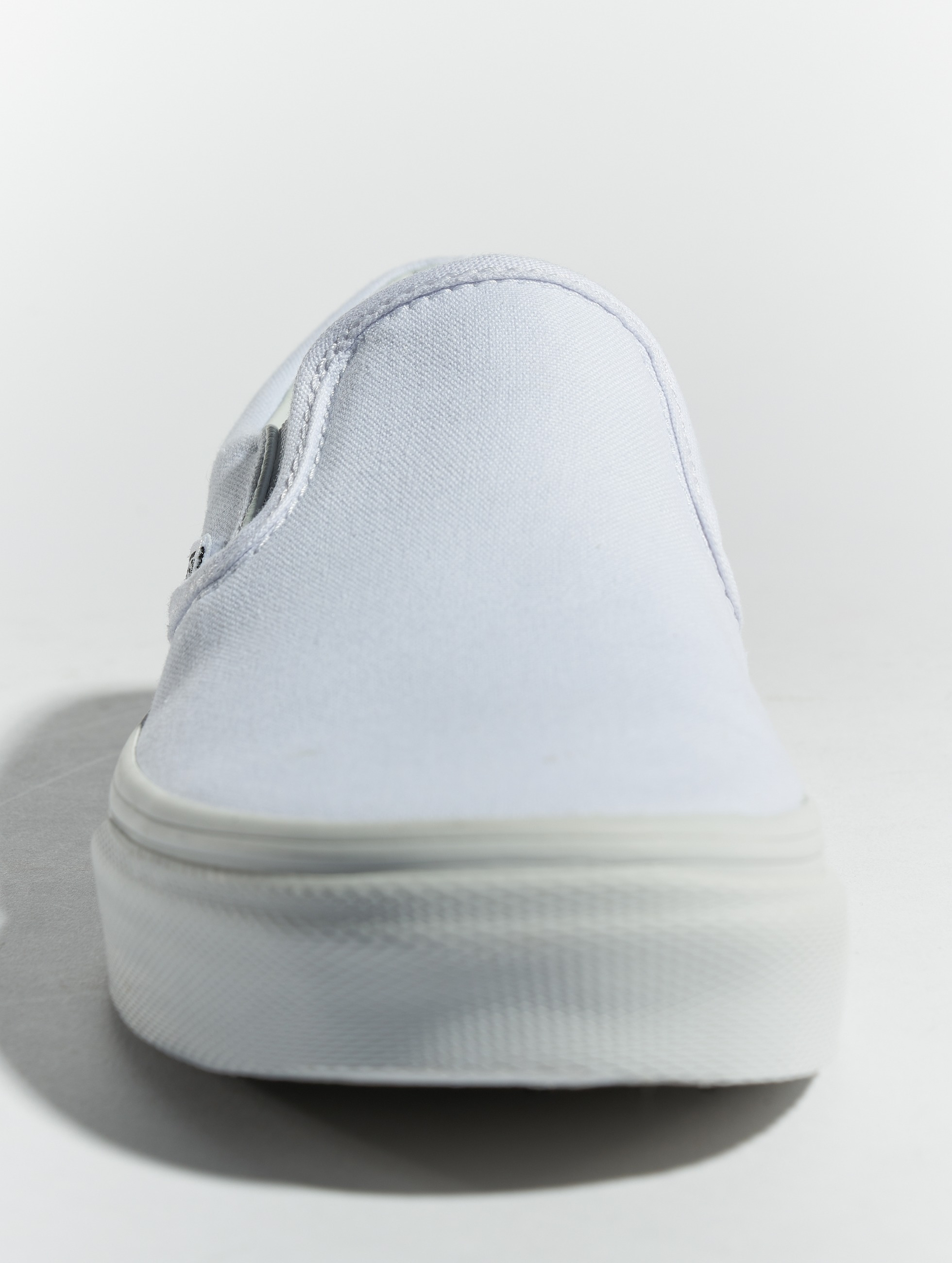 Vans Сникеры Classic Slip-On белый