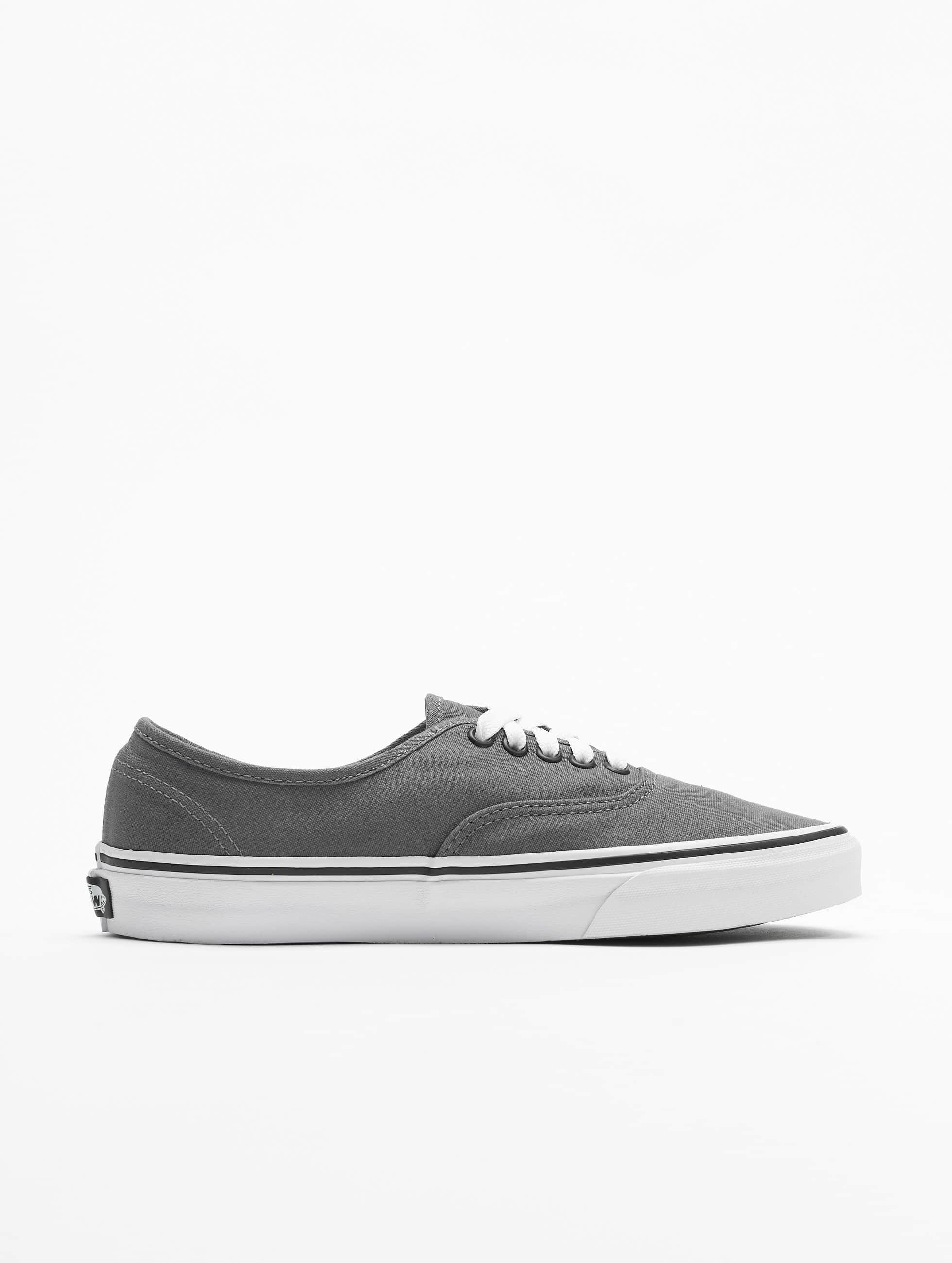Vans Сникеры Authentic серый