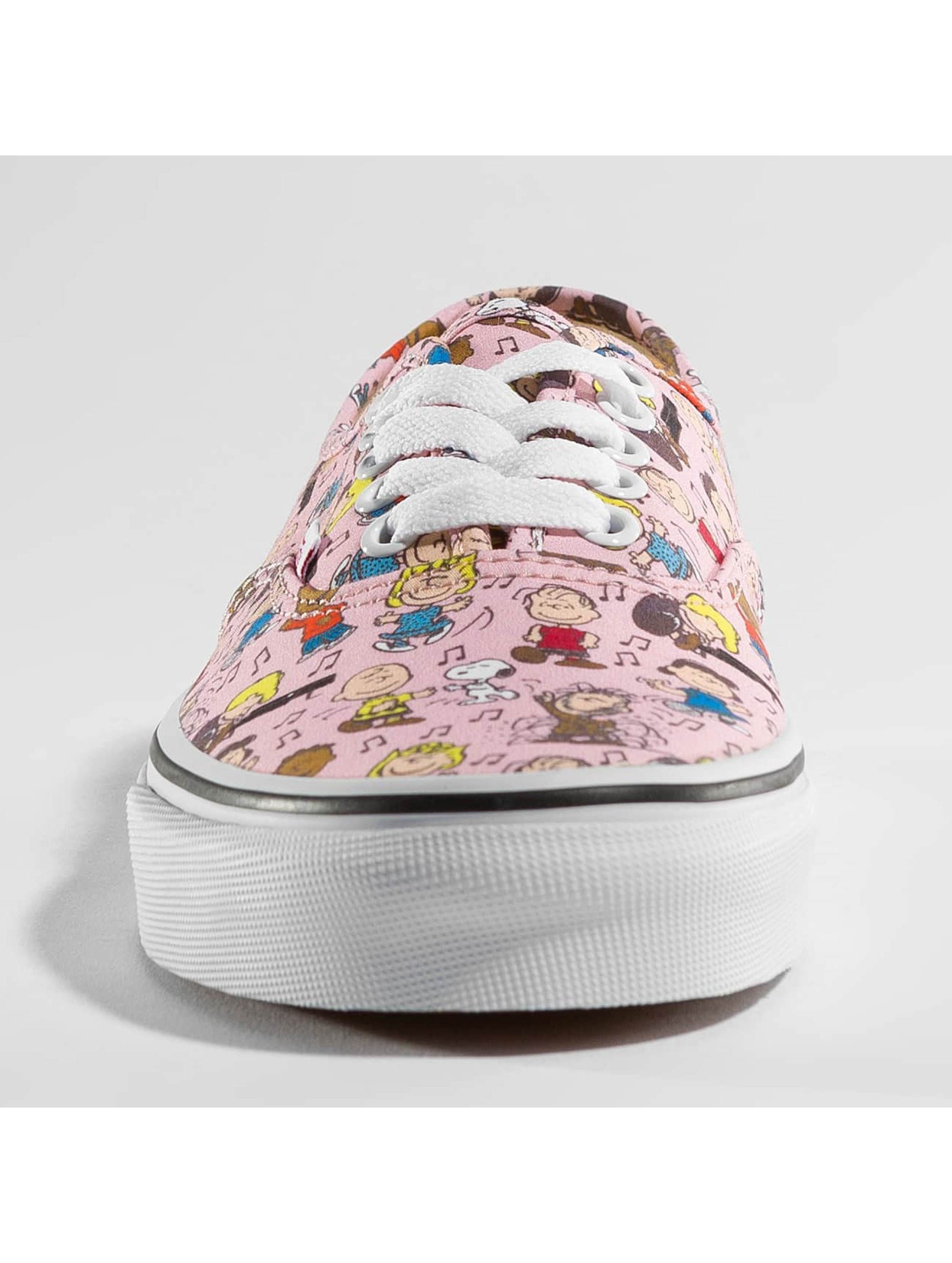 Vans Сникеры Peanuts Authentic цветной