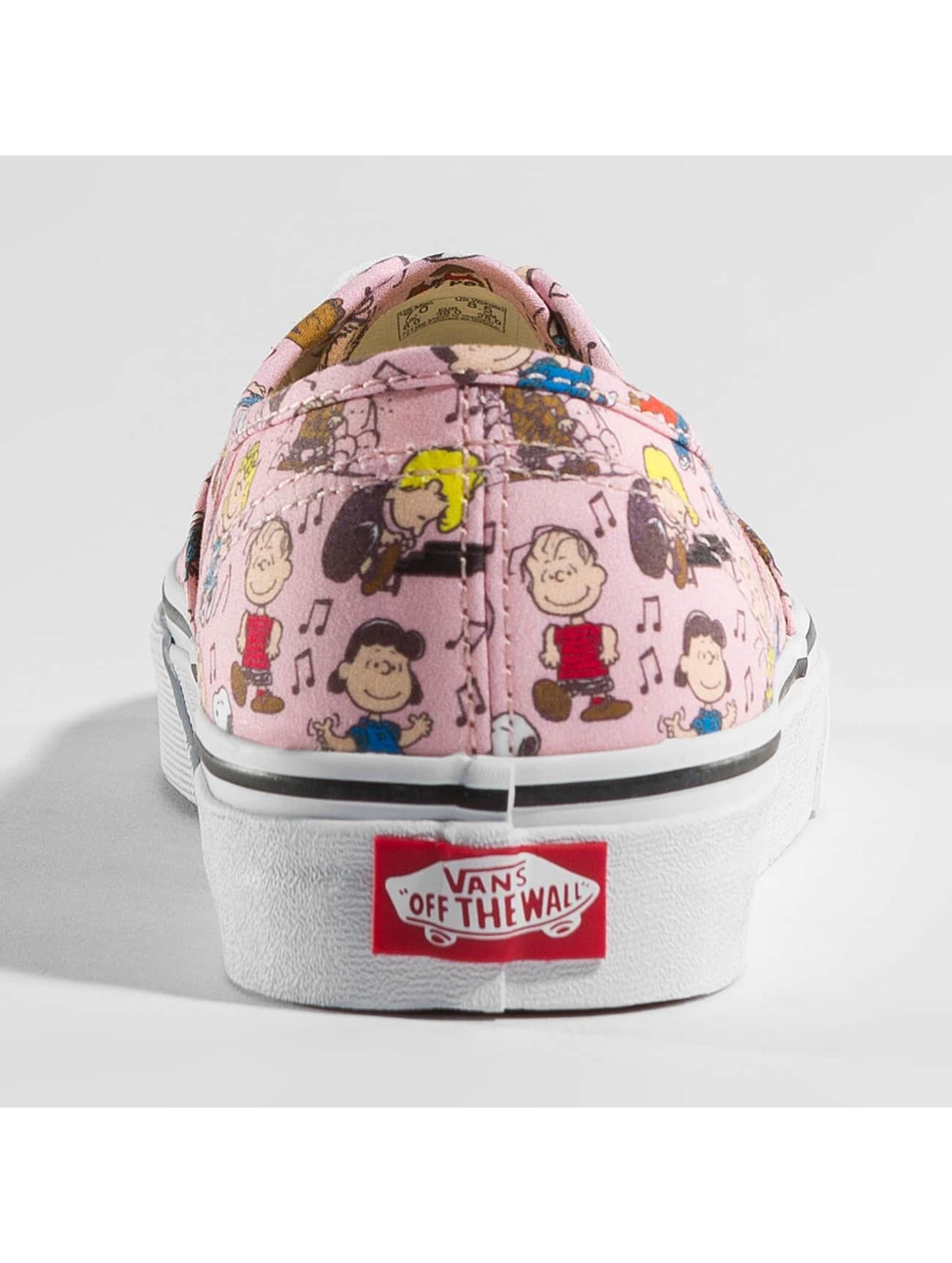 Vans Сникеры Peanuts Authentic цветной