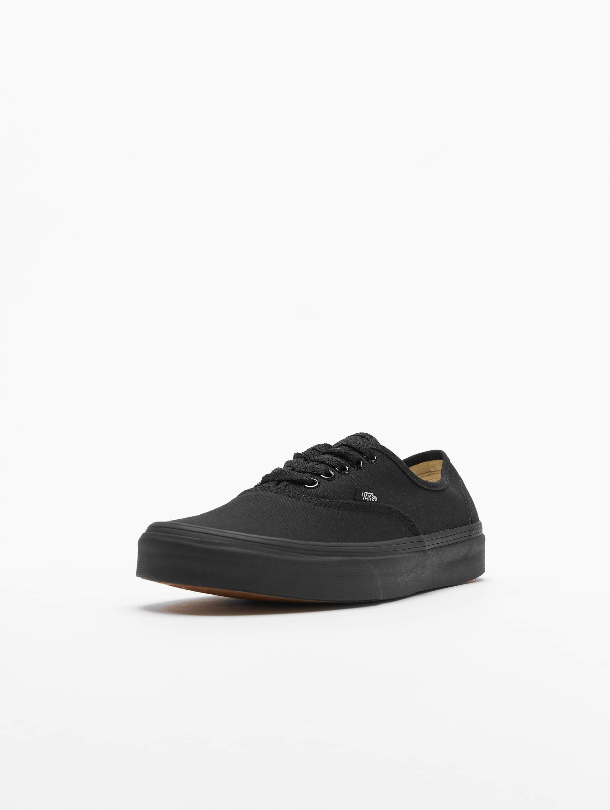 Vans Сникеры Authentic черный