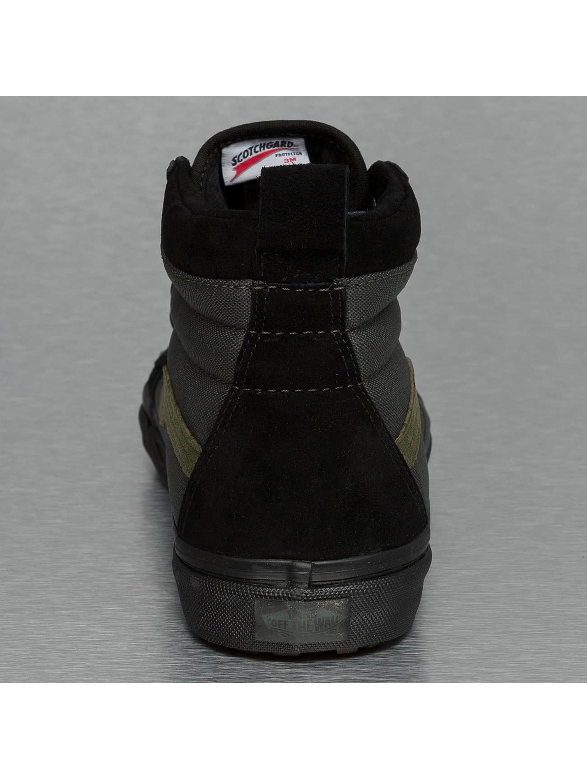 Vans Сникеры SK8-Hi MTE черный