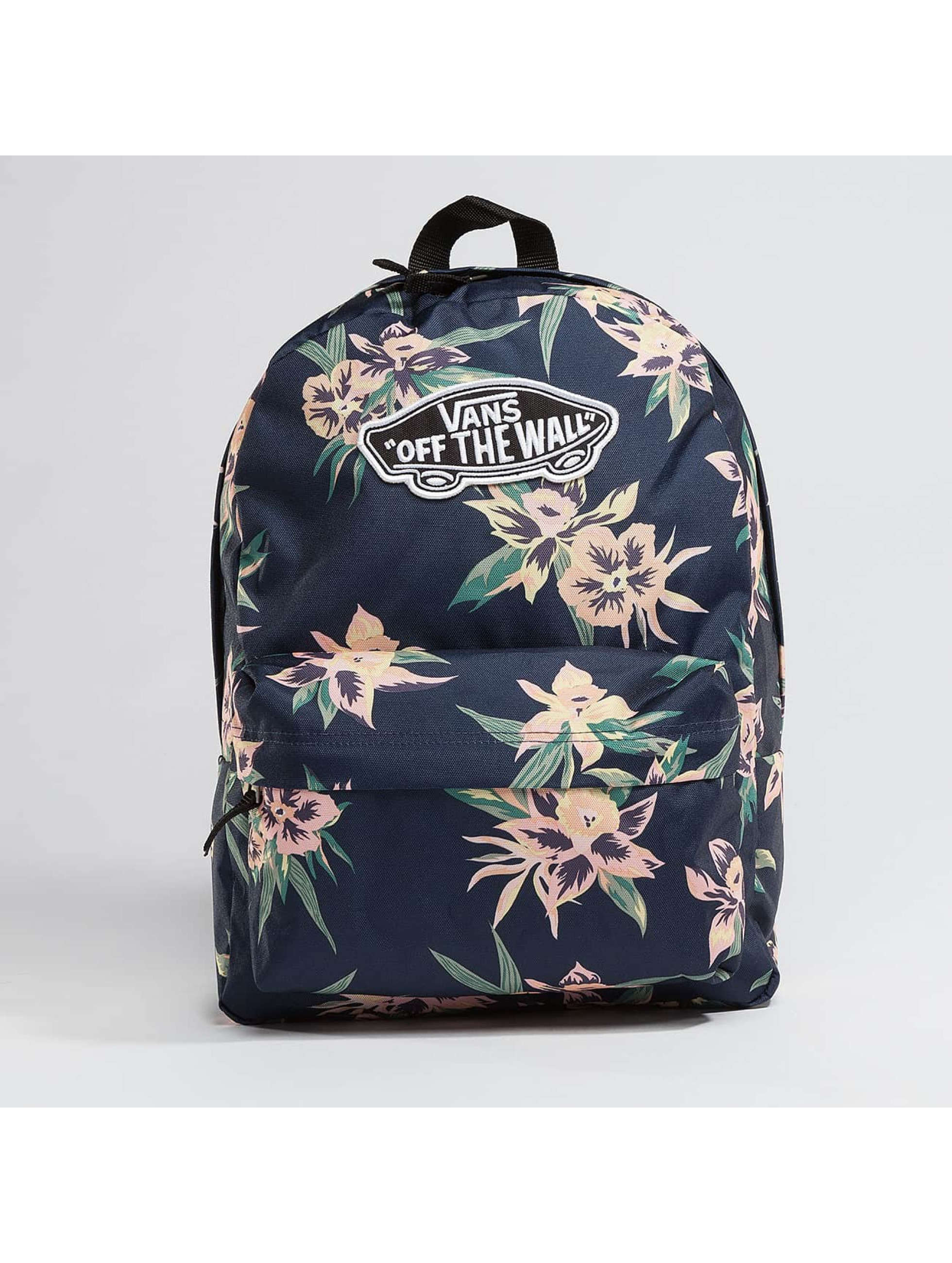 Vans Backpack Realm blue