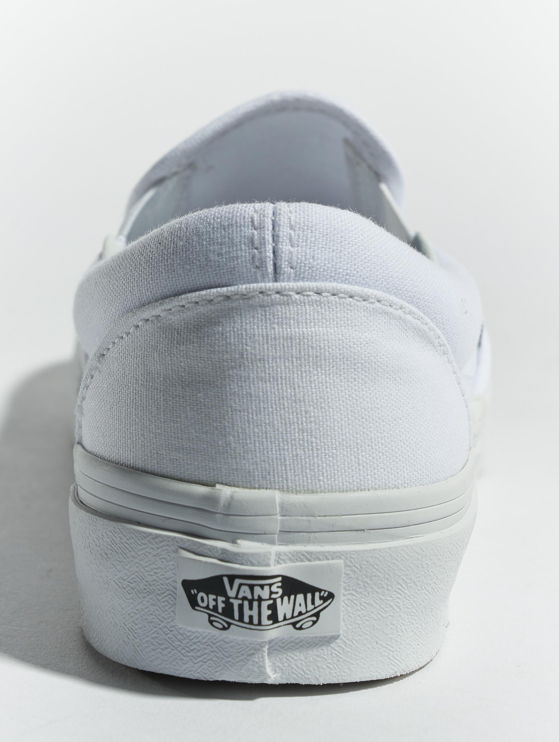 Vans Baskets Classic Slip-On blanc