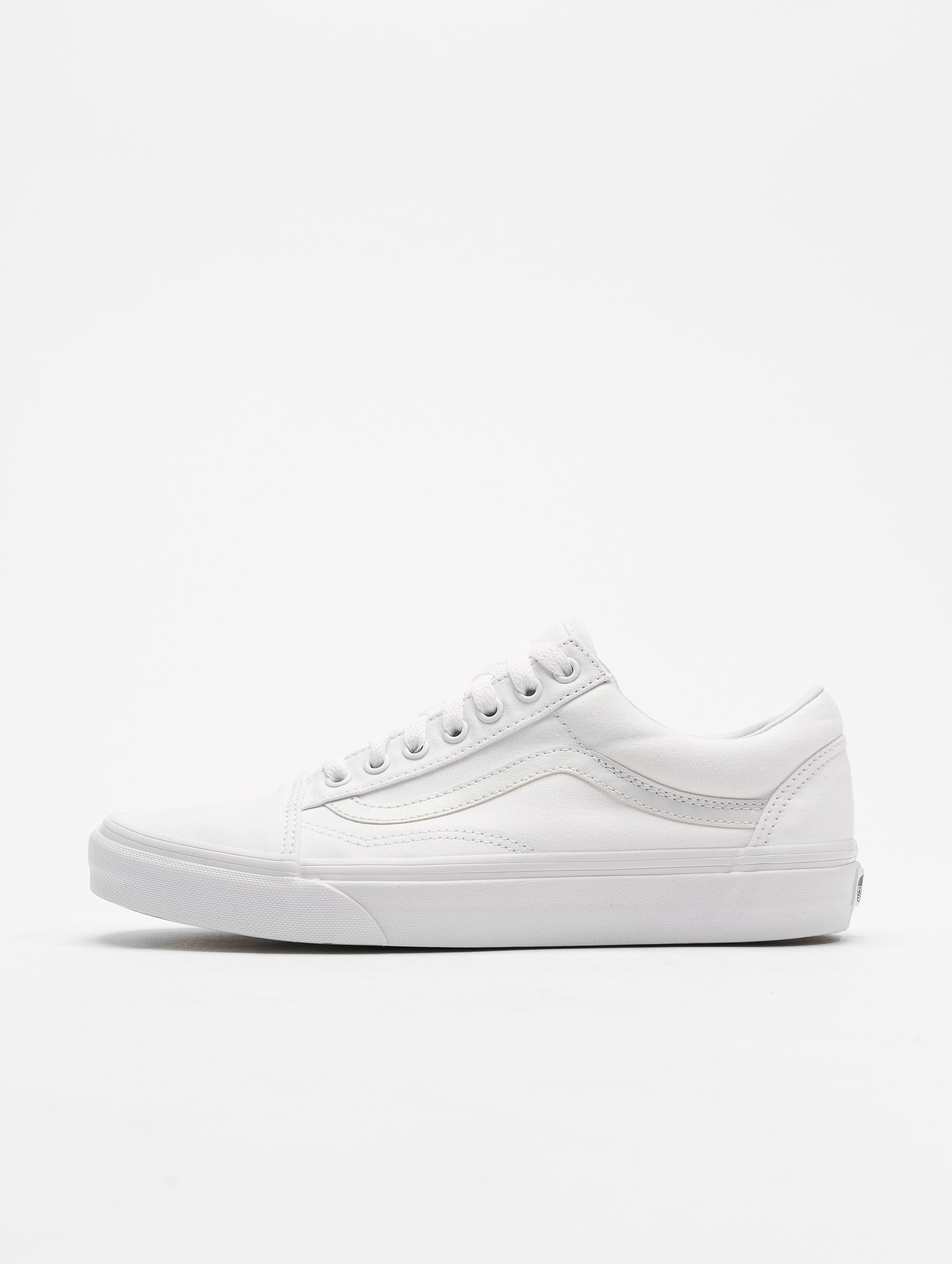Vans Chaussures / Baskets Old Skool en blanc