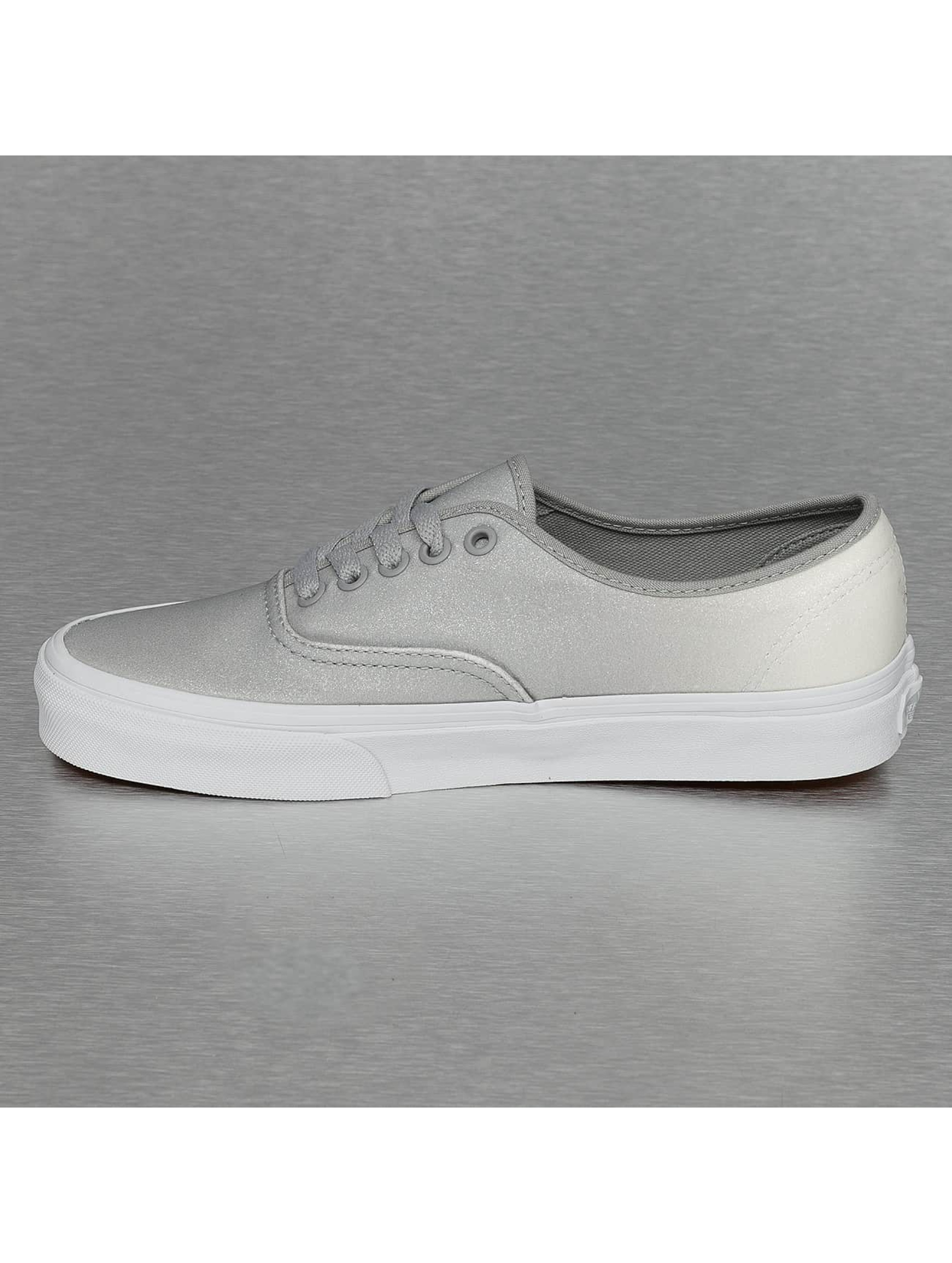 Vans Baskets Authentic 2 Tone Glitter blanc