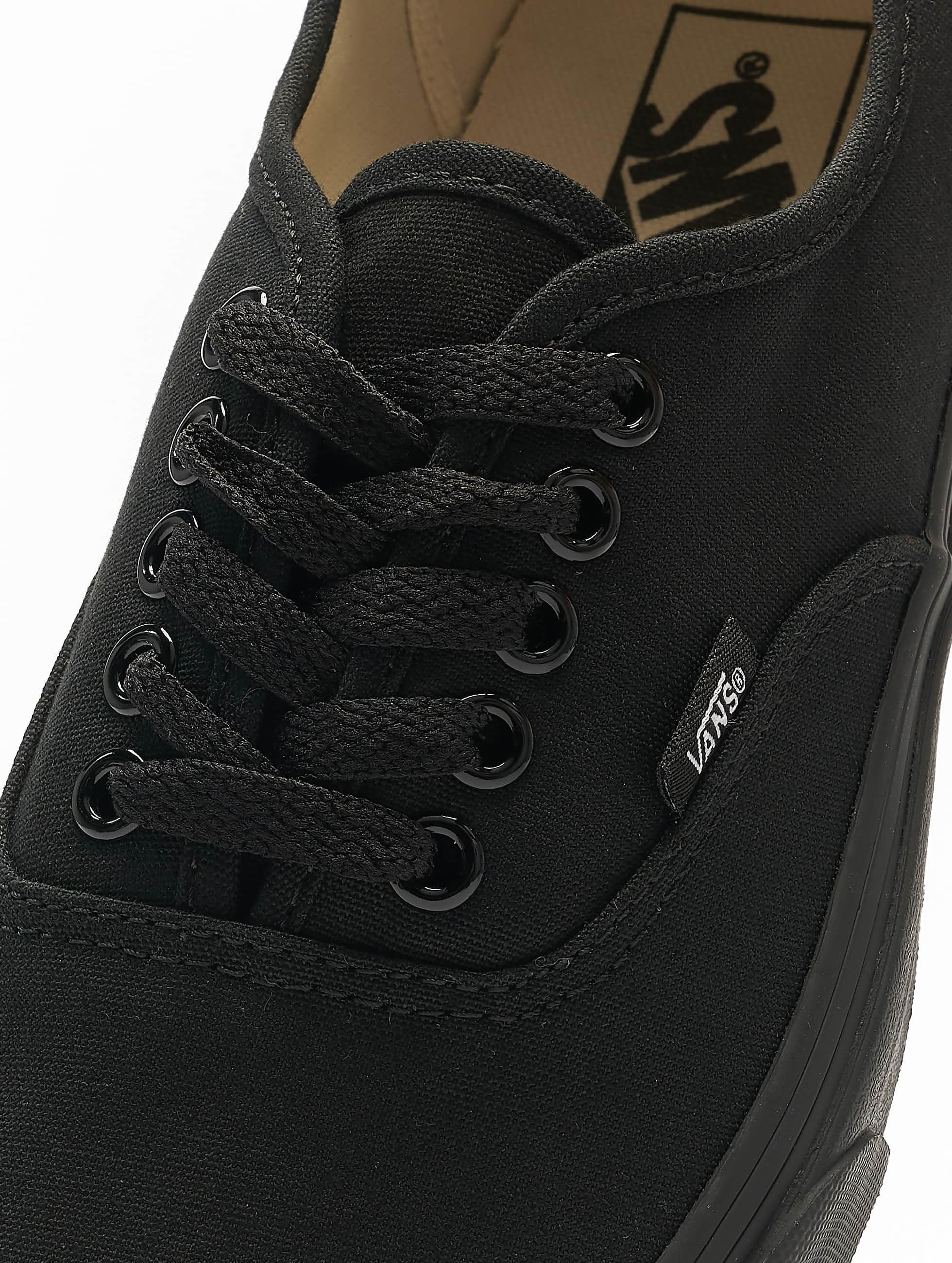 Vans Baskets Authentic noir