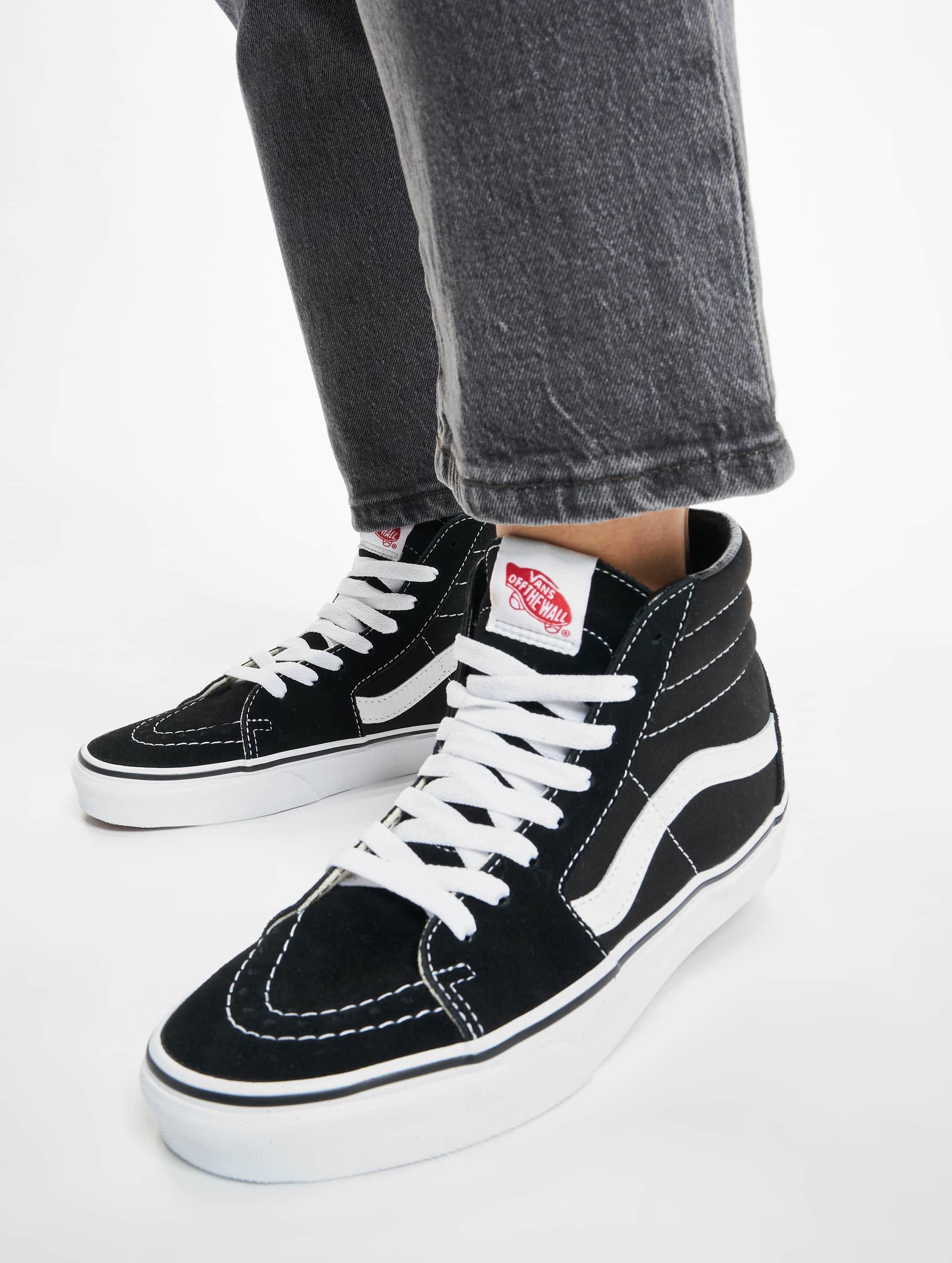 Baskets Vans Sk8-Hi en noir