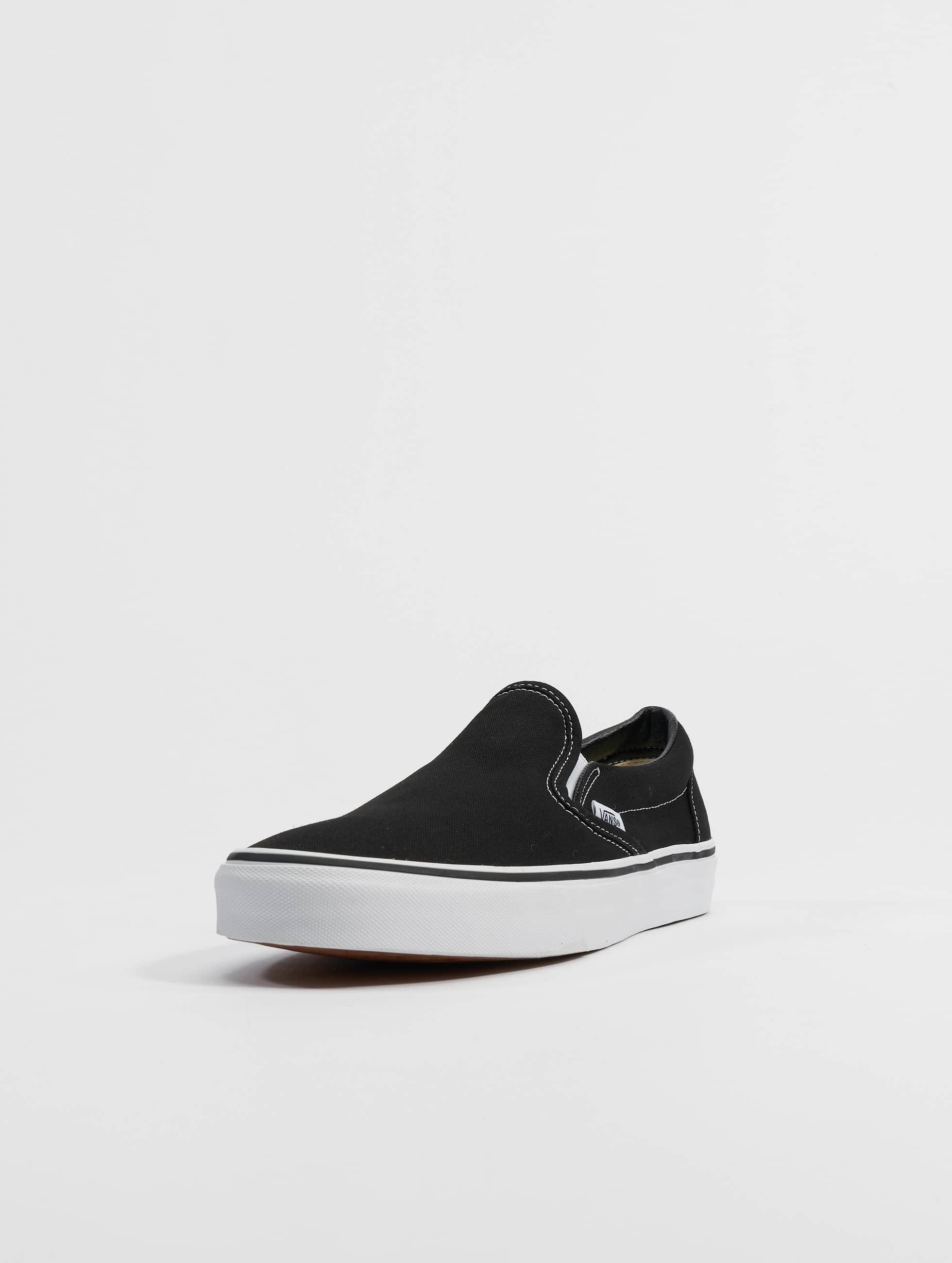 Vans Baskets Classic Slip-On noir