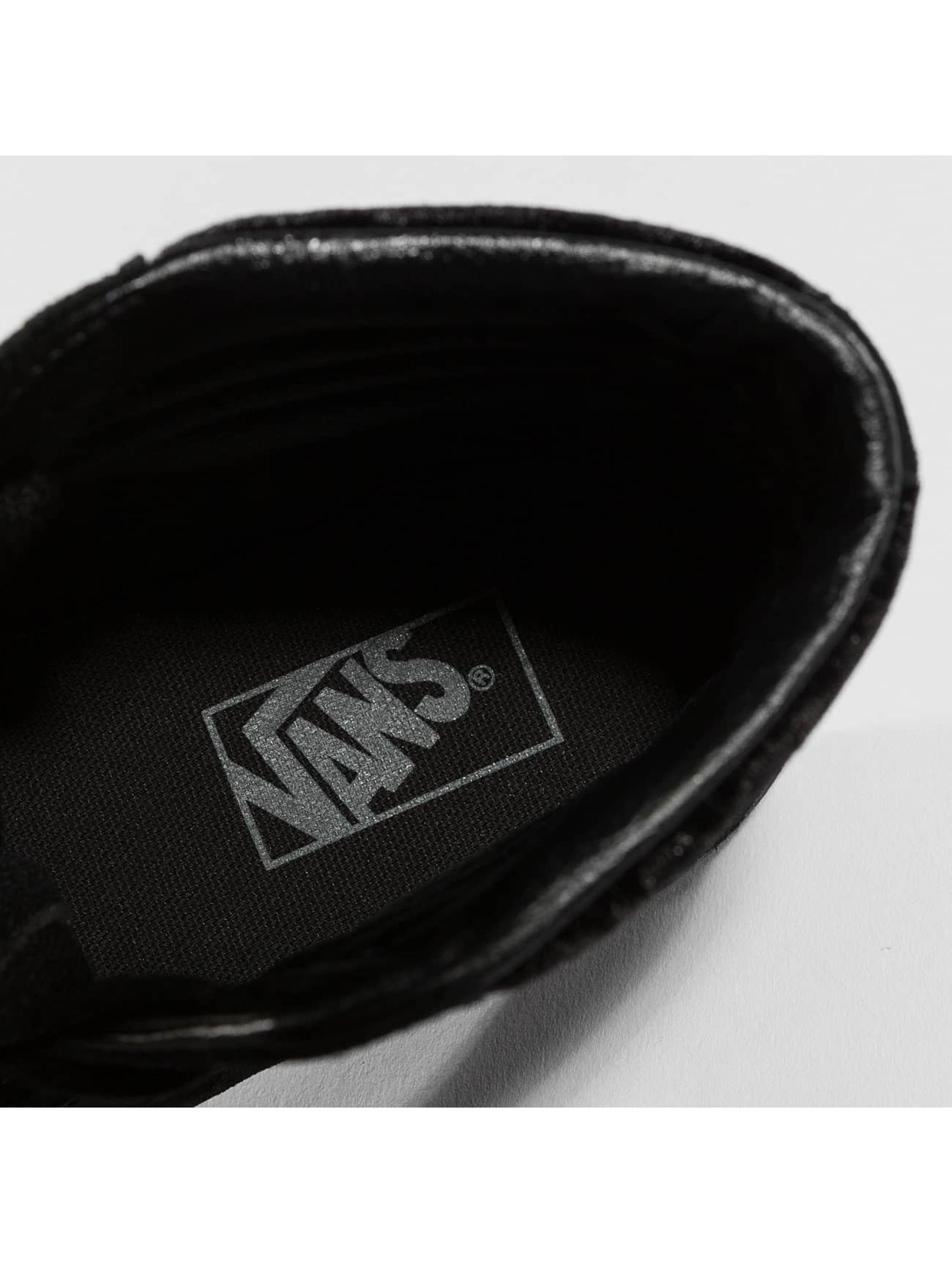 Vans Baskets Sk8 Hi Velvet Reissue noir