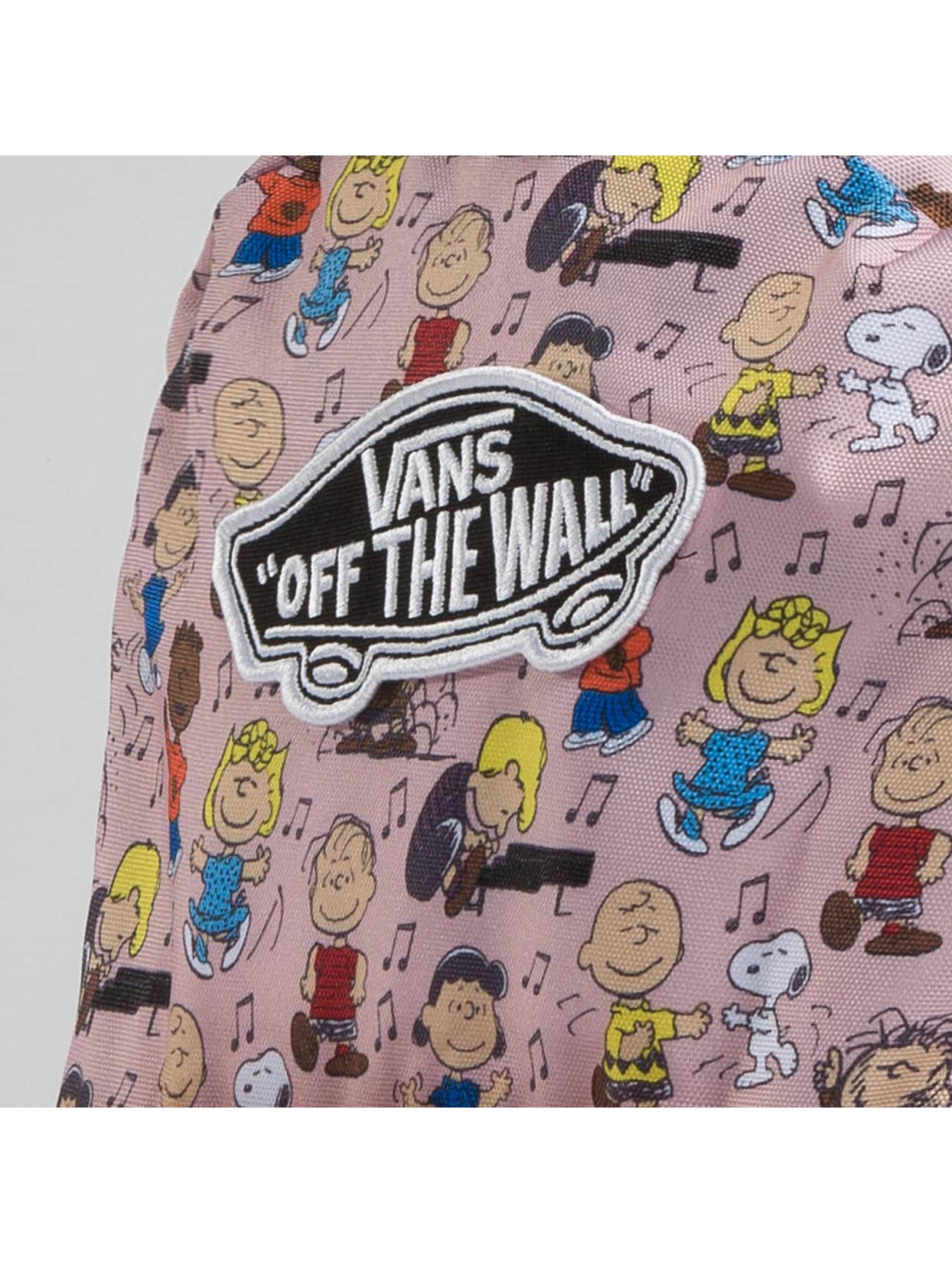 Vans Plecaki Peanuts Dance Party Realm pink