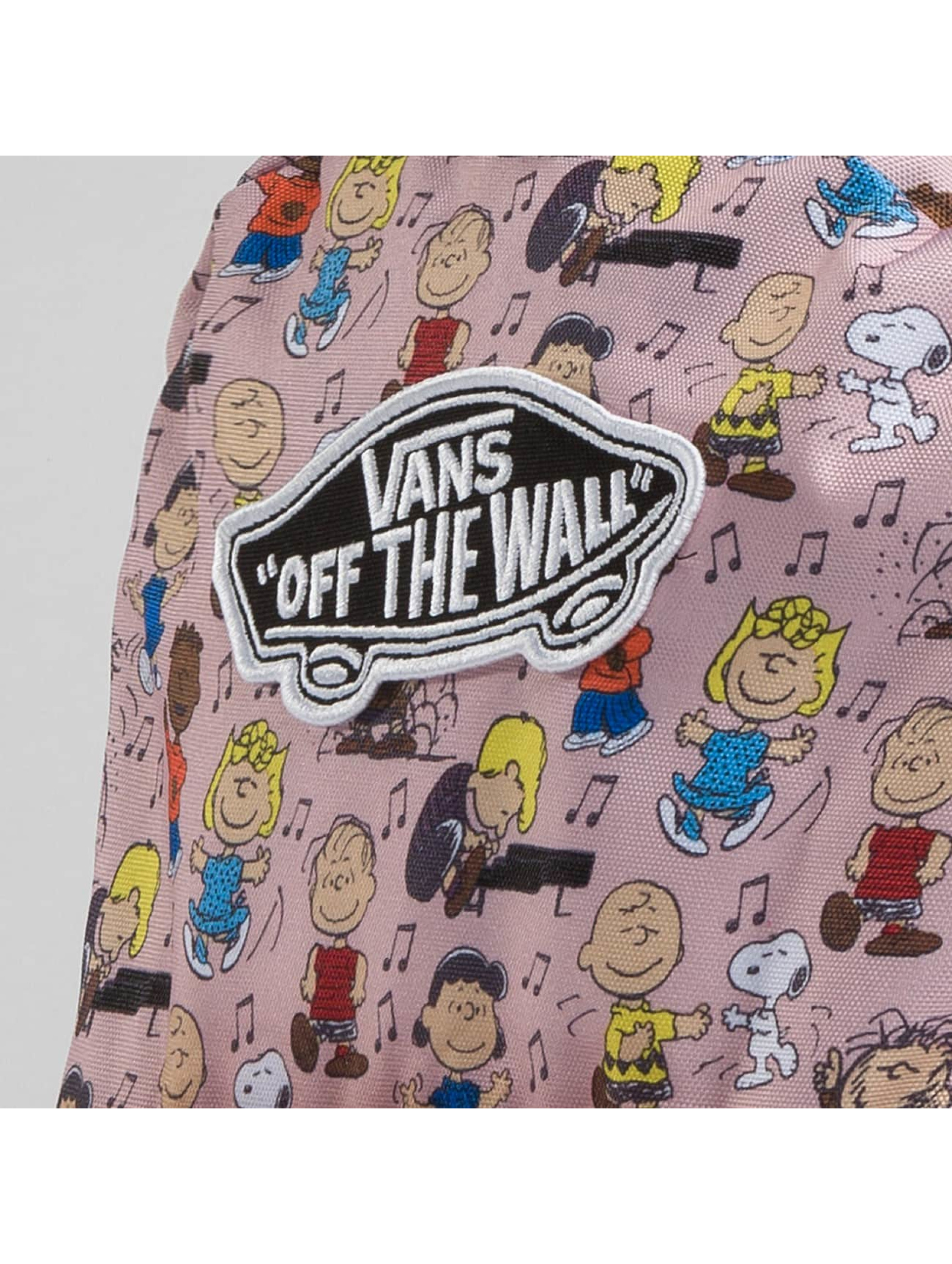 Vans Reput Peanuts Dance Party Realm vaaleanpunainen