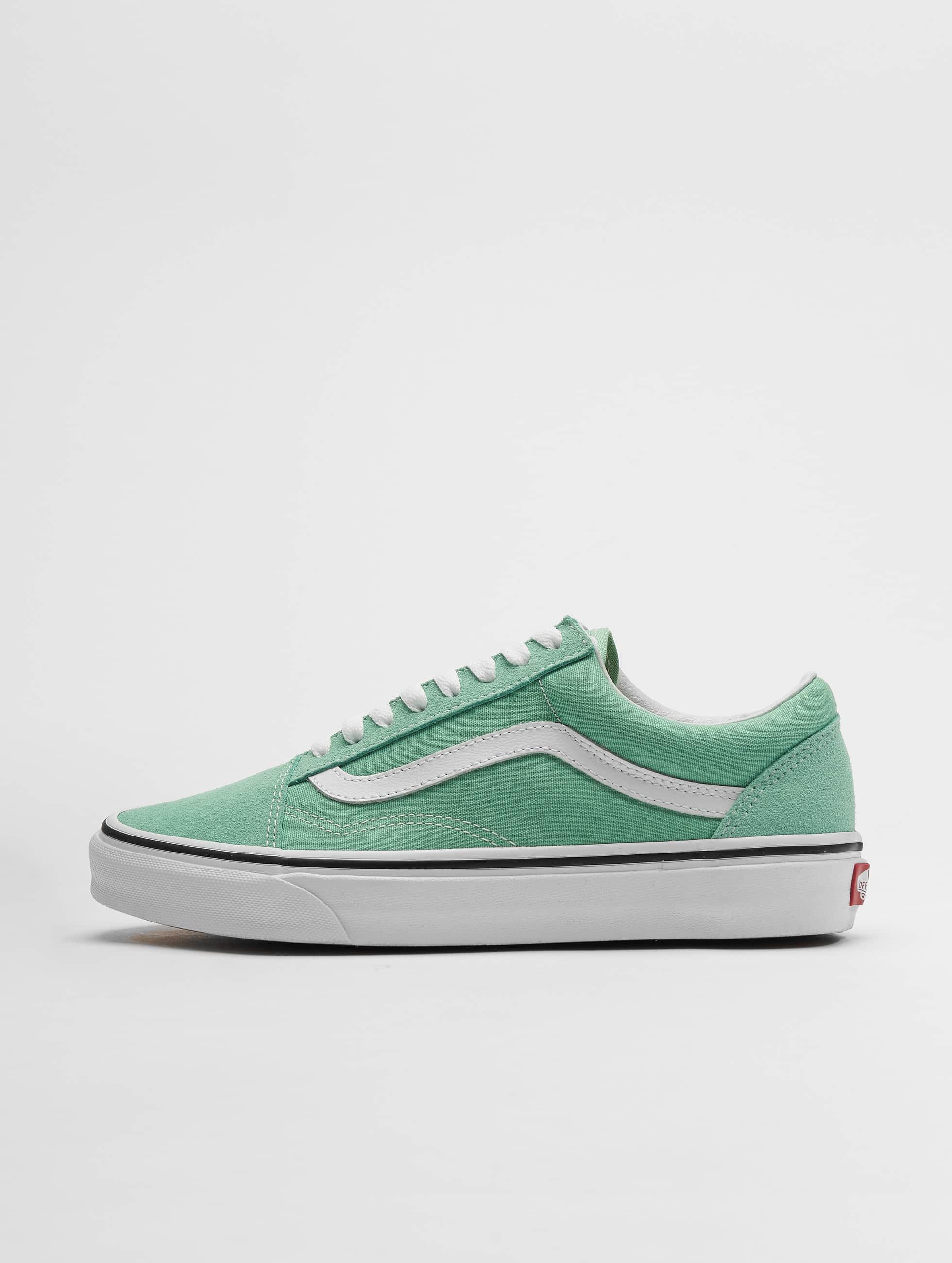 6b1f30ee0c6 Vans schoen / sneaker UA Old Skool in groen 632215