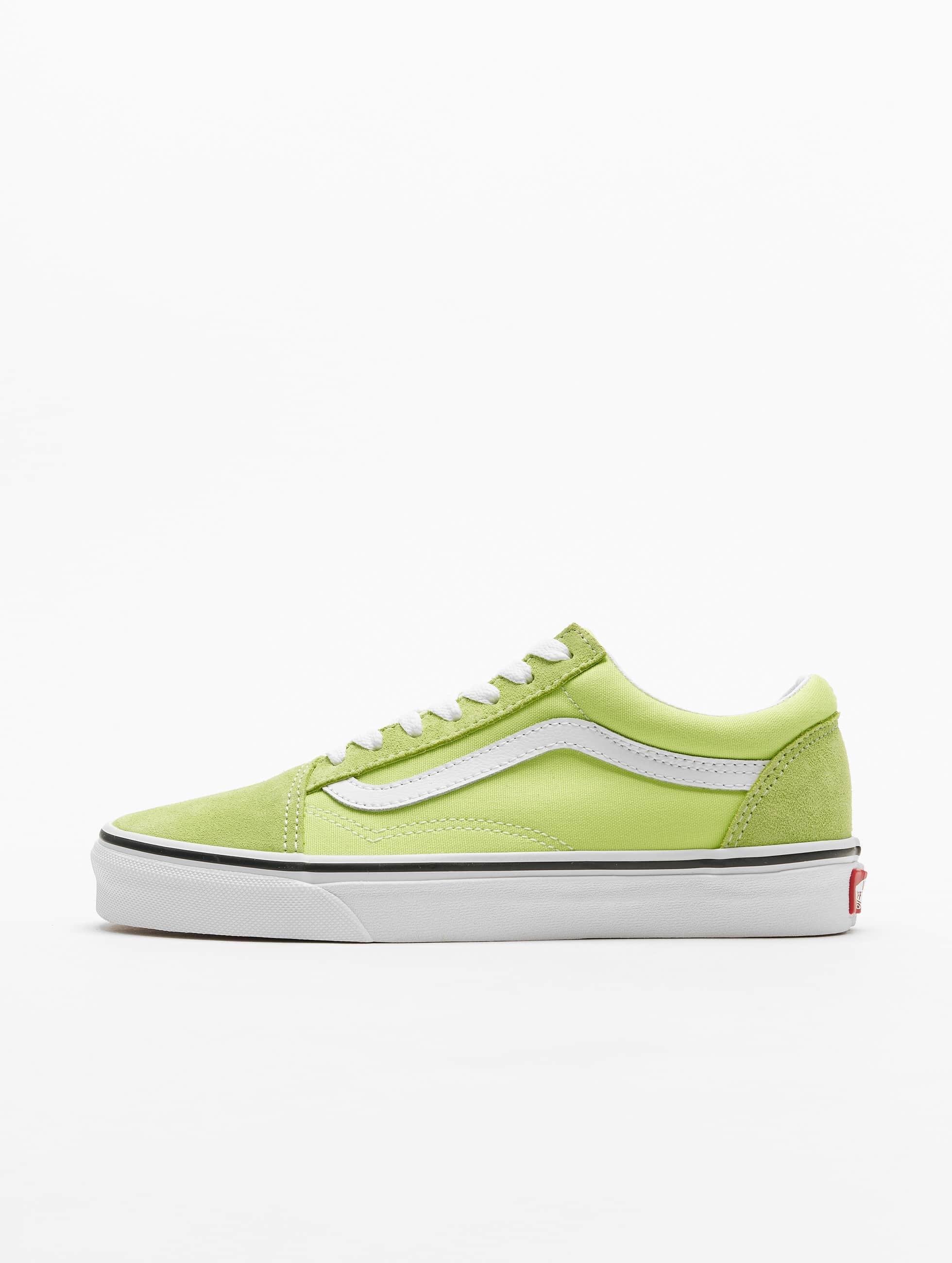 Vans Ua Old Skool Sharp Sneakers GreenTrue White
