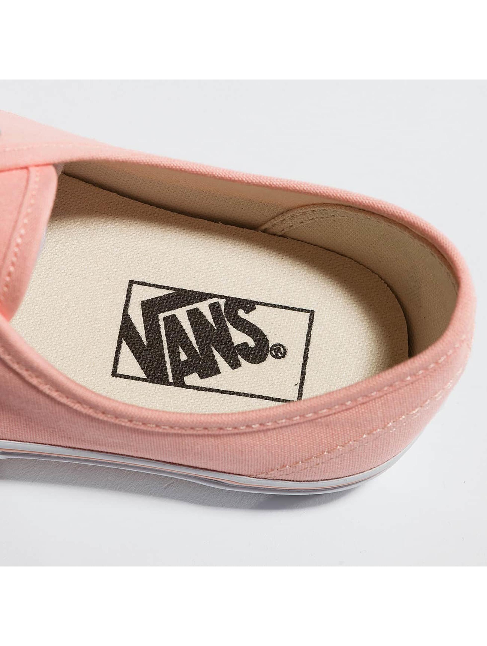 Vans Sneaker Authentic orange