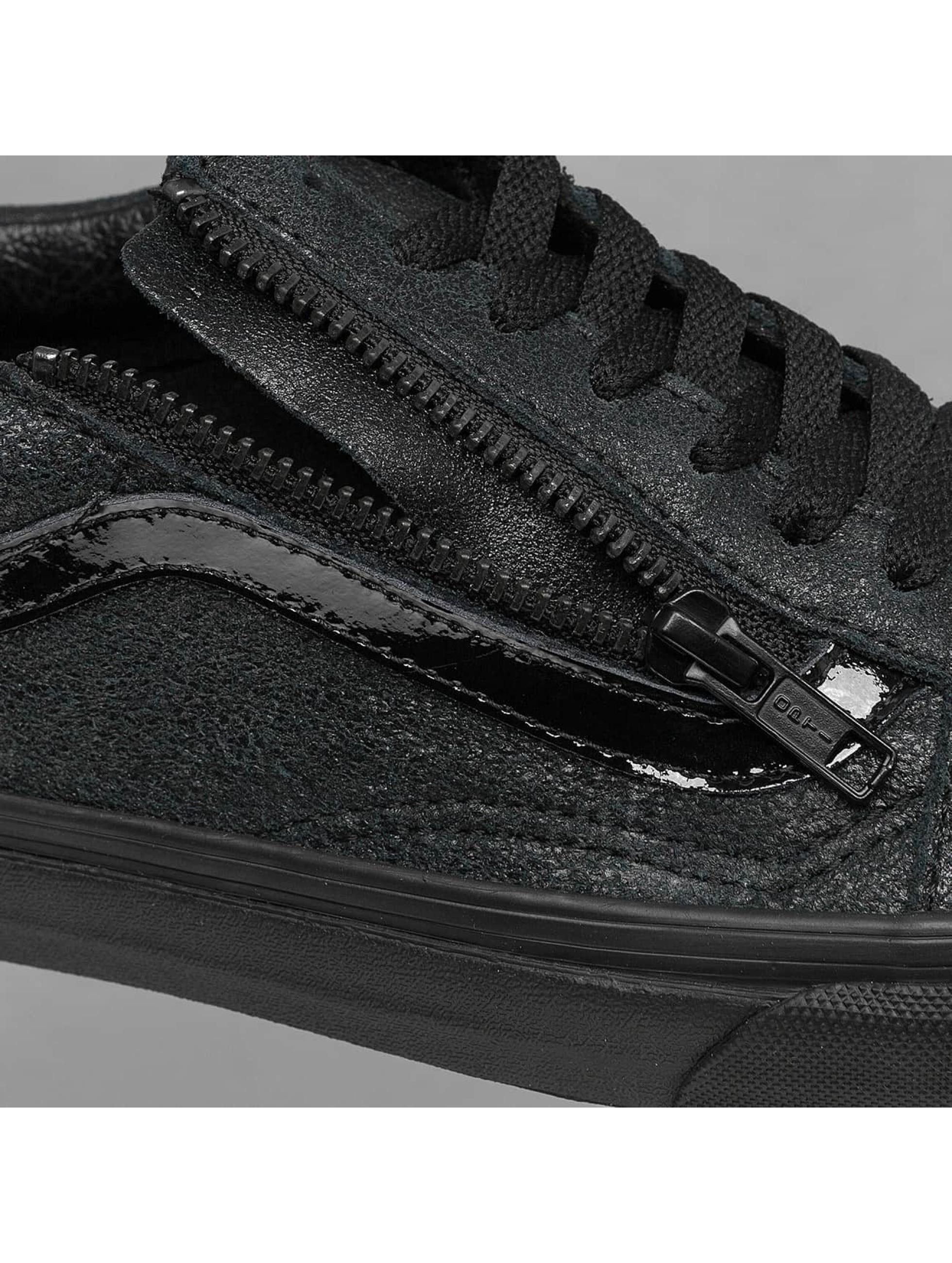 Vans Sneaker Old Skool Zip schwarz