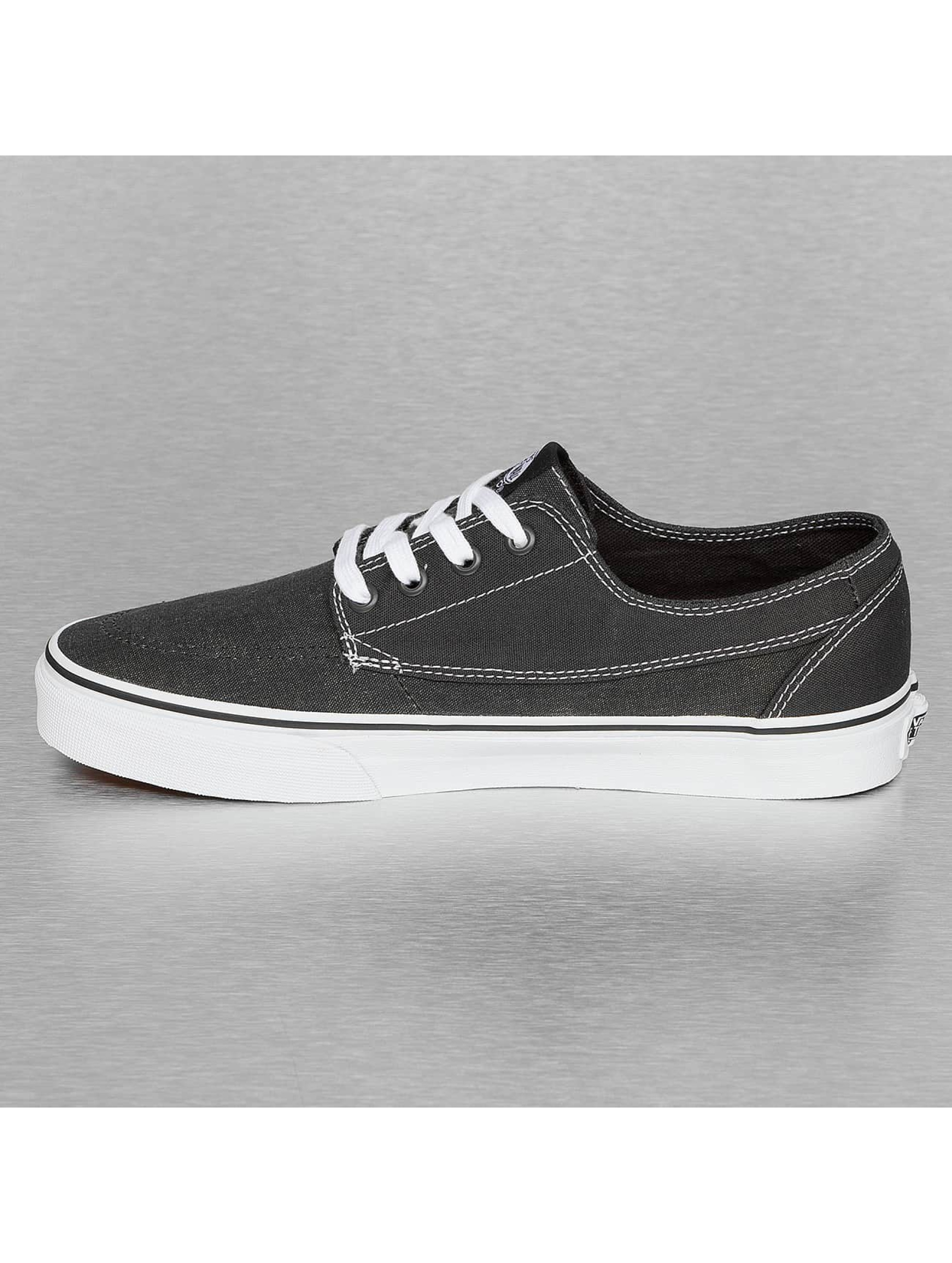 Vans Sneaker Brigata Washed Canvas schwarz