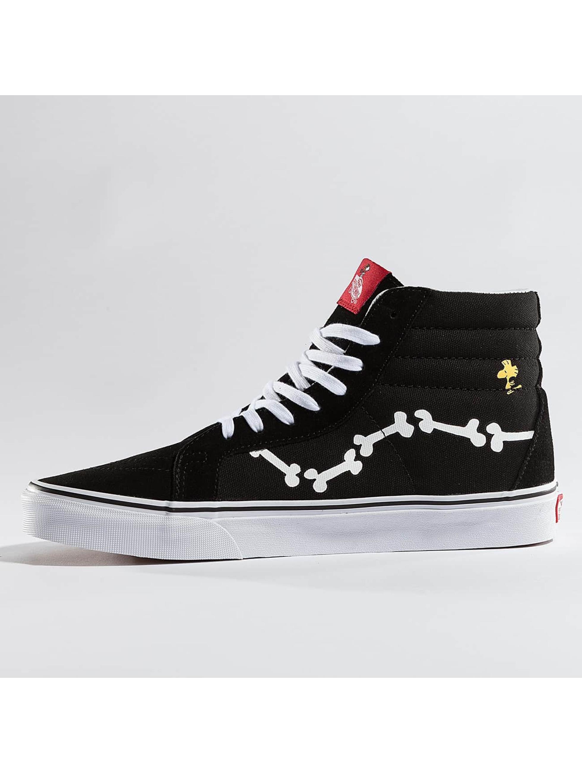 vans sneaker peanuts snoopy bones sk8 hi reissue in. Black Bedroom Furniture Sets. Home Design Ideas