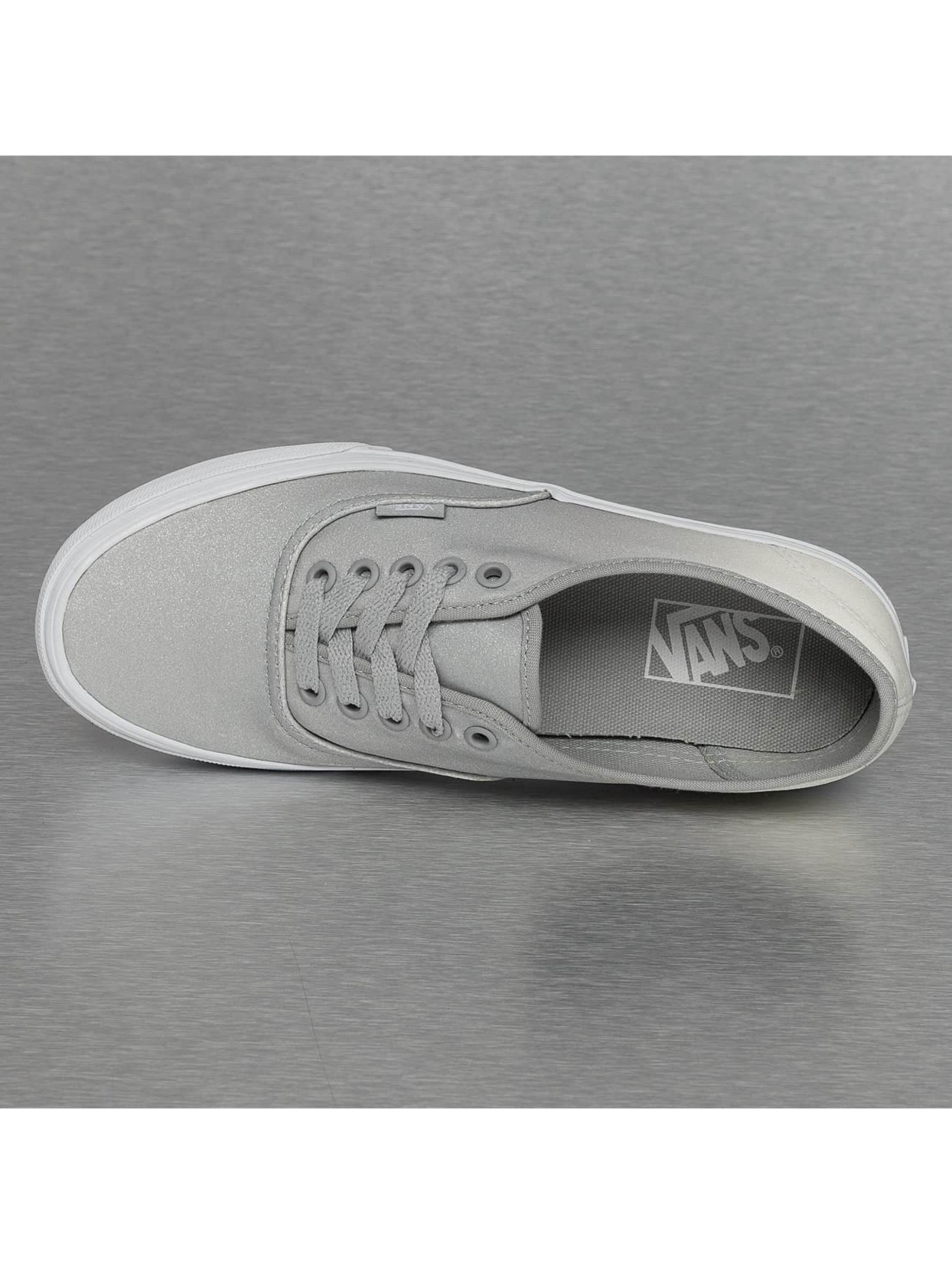 Vans Sneaker Authentic 2 Tone Glitter weiß