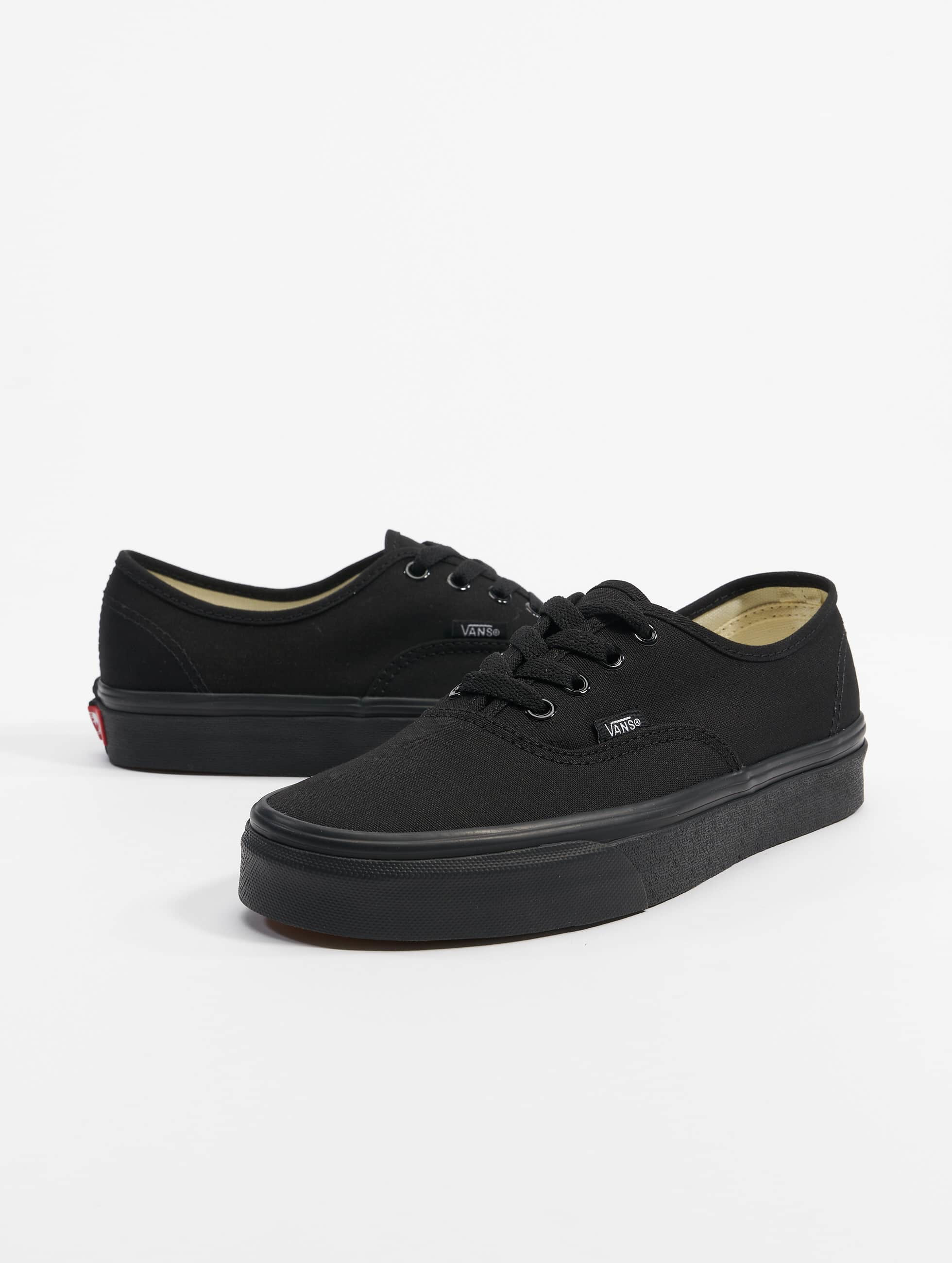 Vans sneaker Authentic zwart
