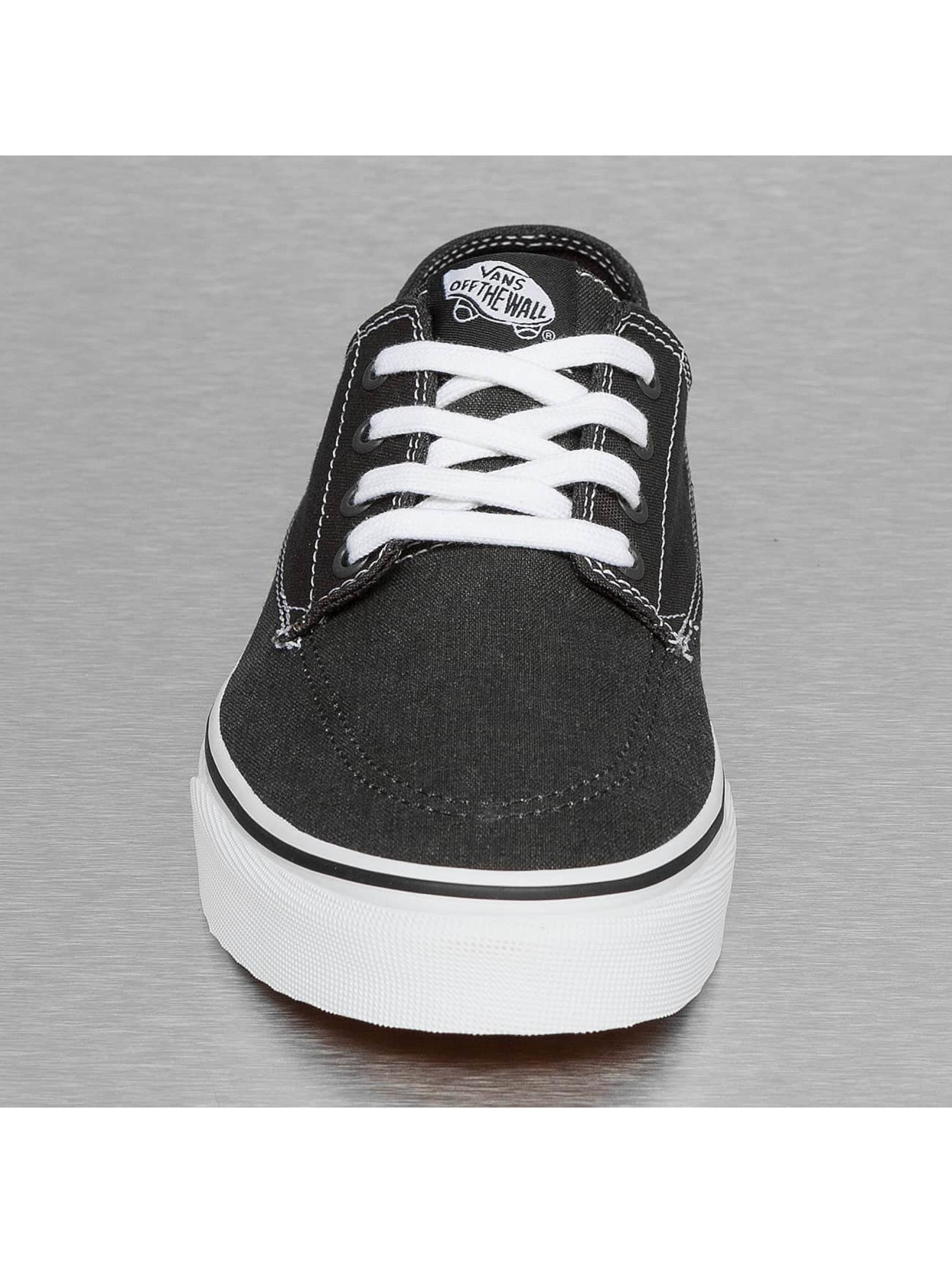 Vans Sneakers Brigata Washed Canvas èierna