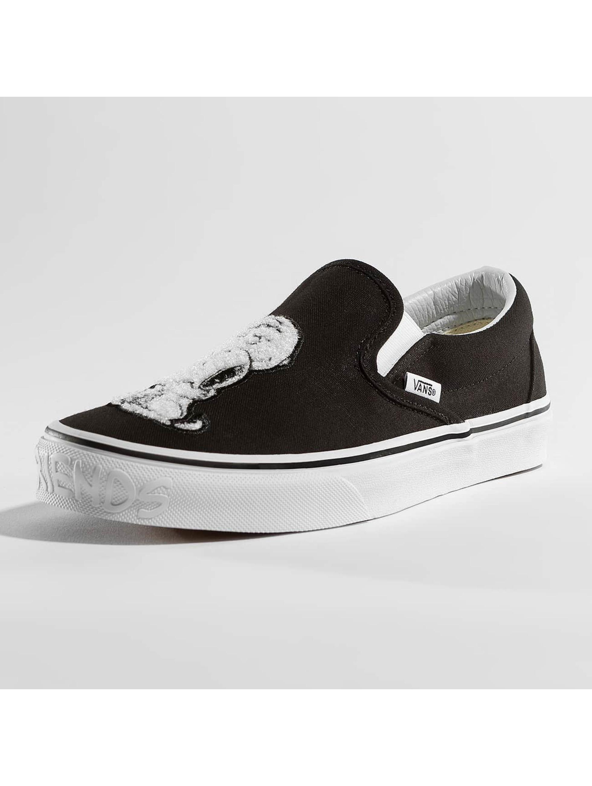 Vans Sneakers Peanuts Classic Slip On black