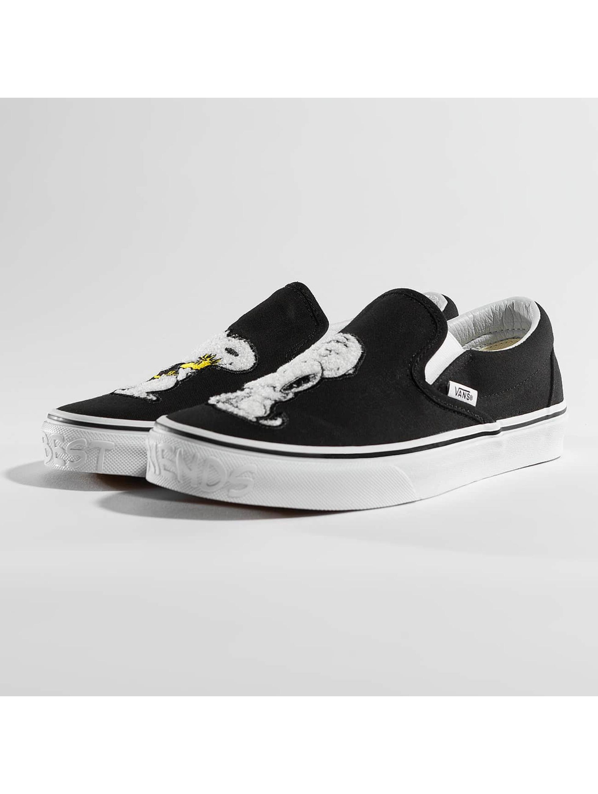 Vans Sneakers Peanuts Classic Slip On czarny