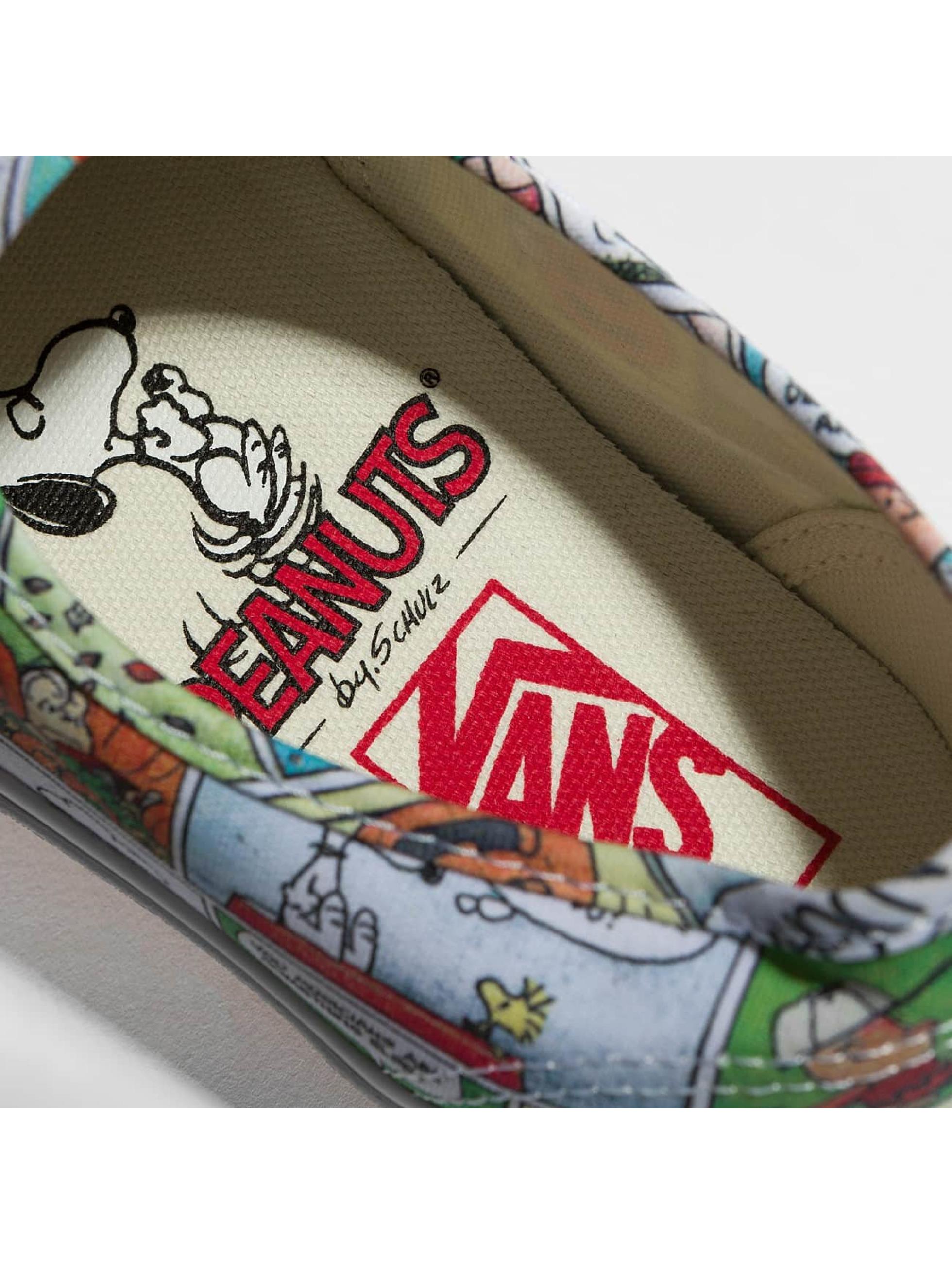Vans Tøysko Peanuts Authentic mangefarget