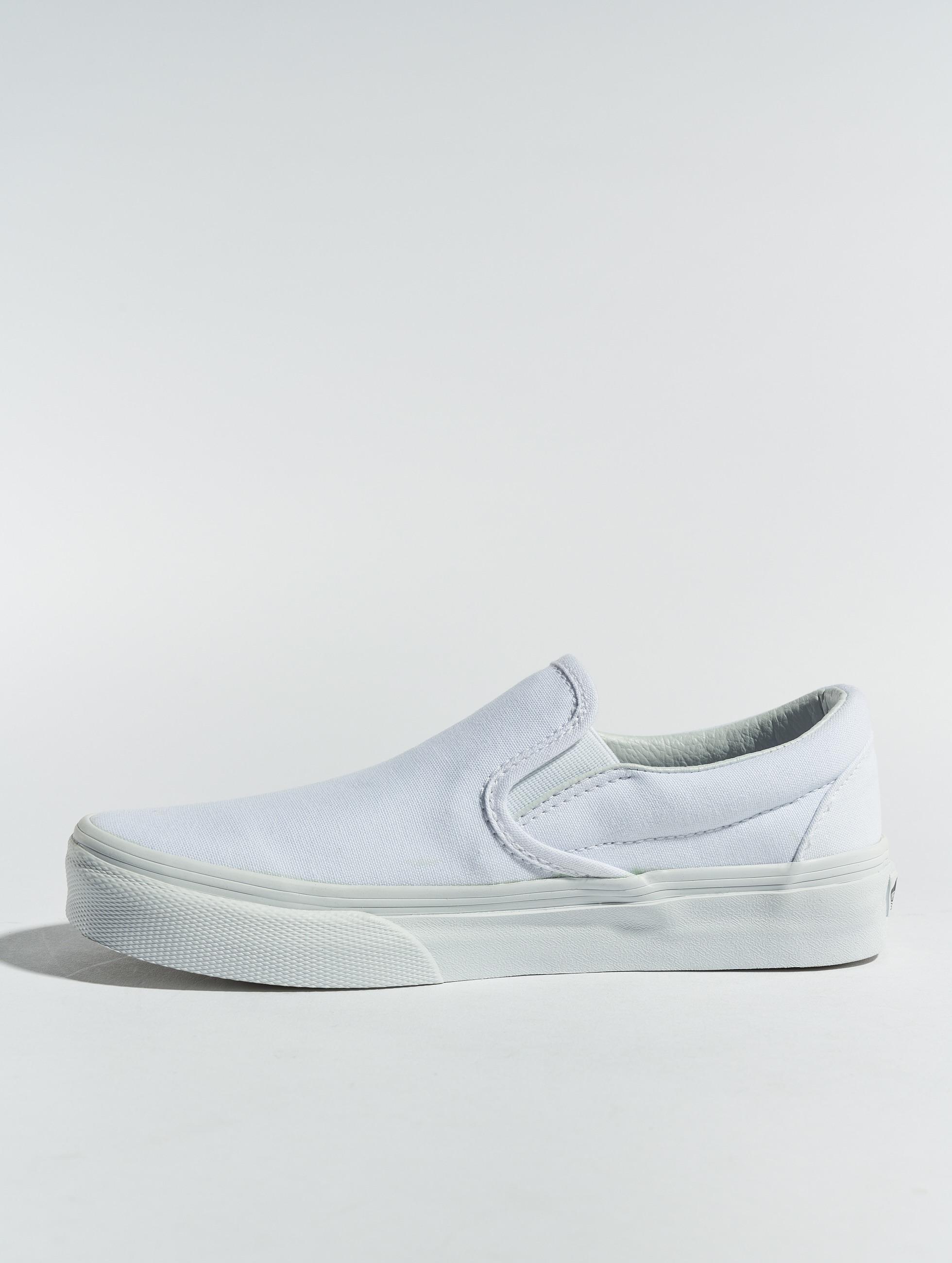 Vans Tennarit Classic Slip-On valkoinen