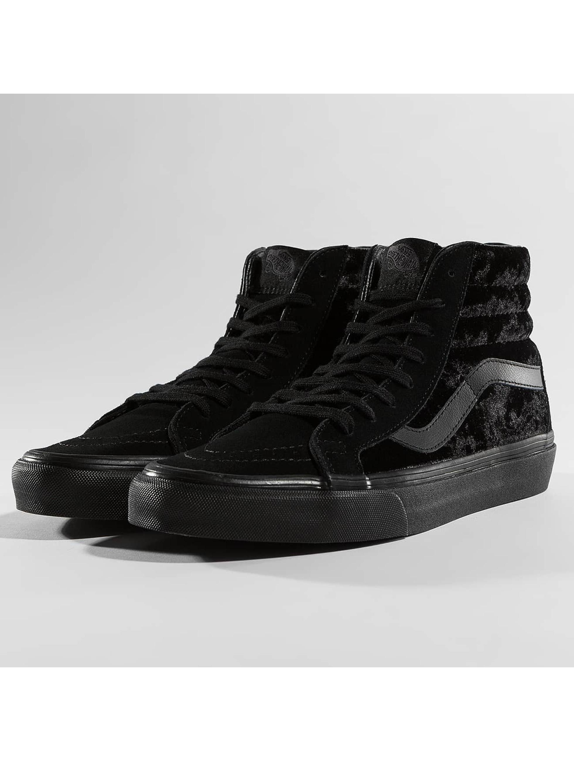 Vans Zapatillas de deporte Sk8 Hi Velvet Reissue negro