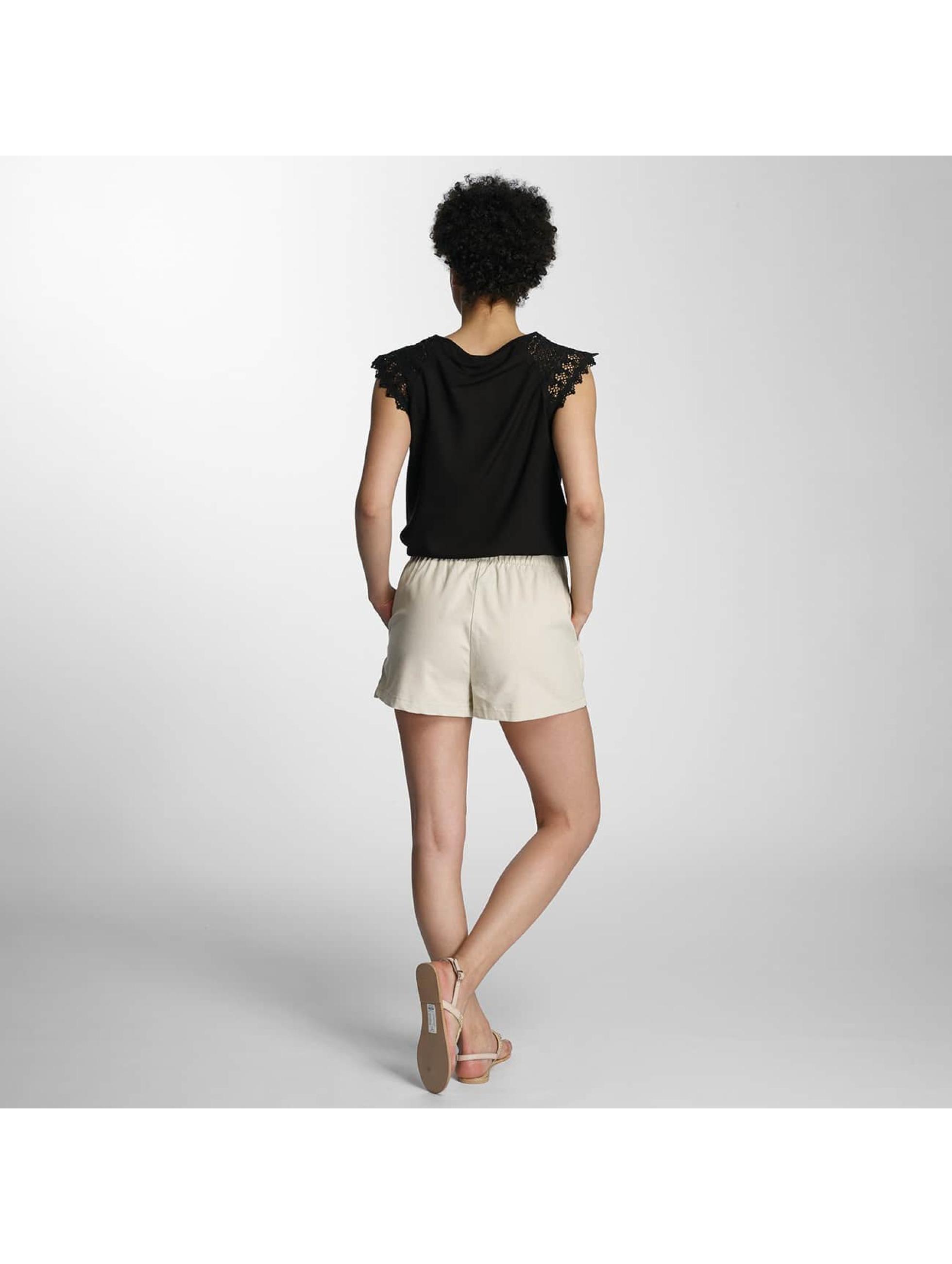 Vero Moda Šortky VMMilo béžová