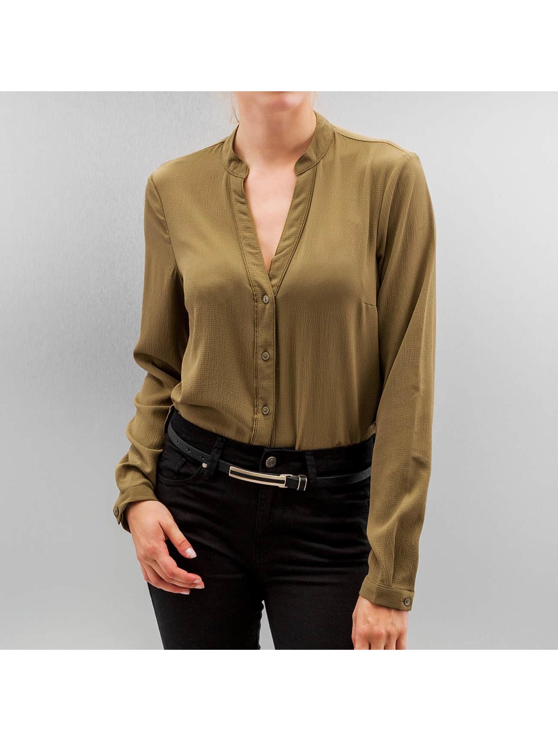 Vero Moda Блузка/Туника vmFiona коричневый