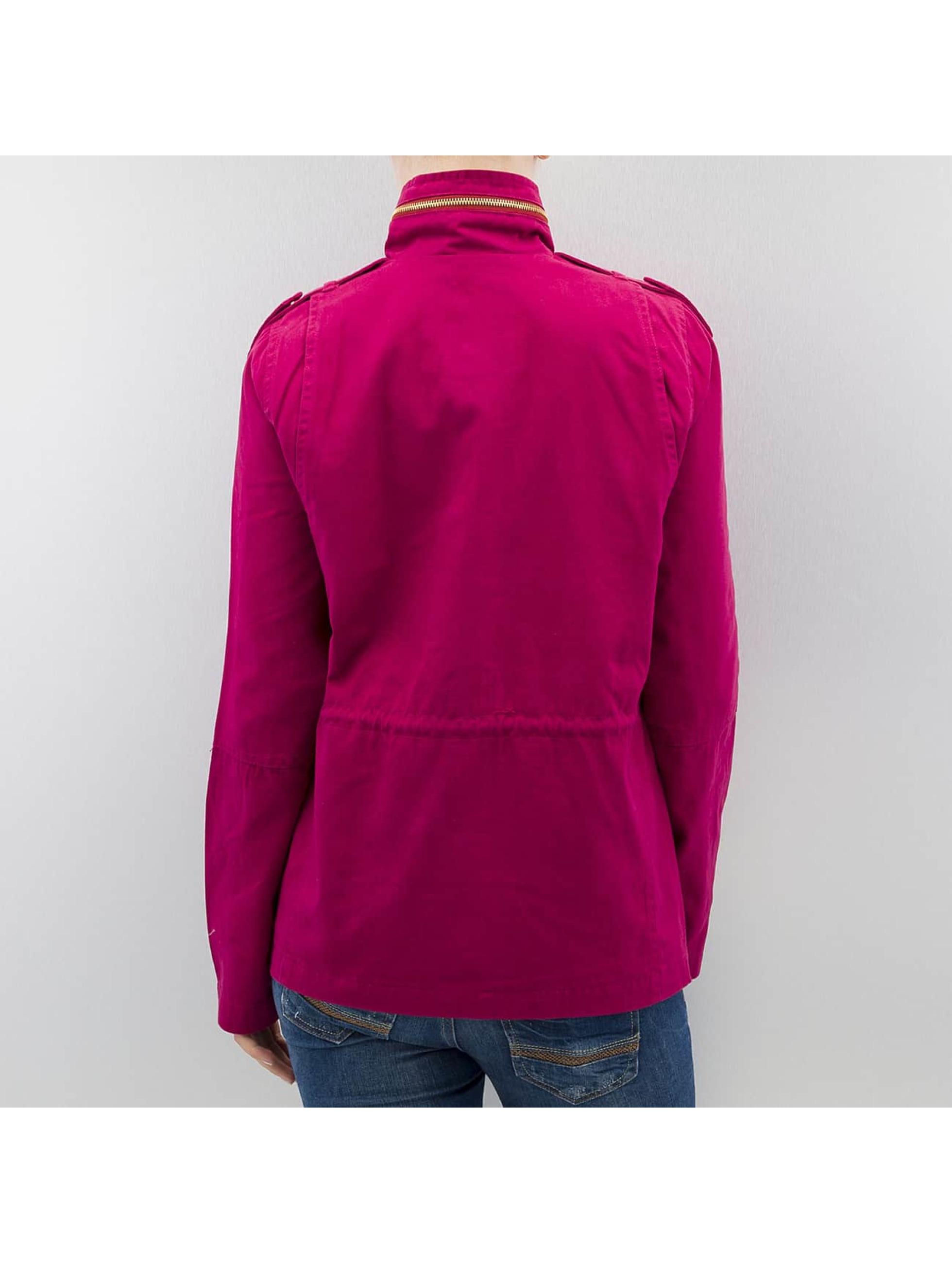Vero Moda Демисезонная куртка vmConcert лаванда