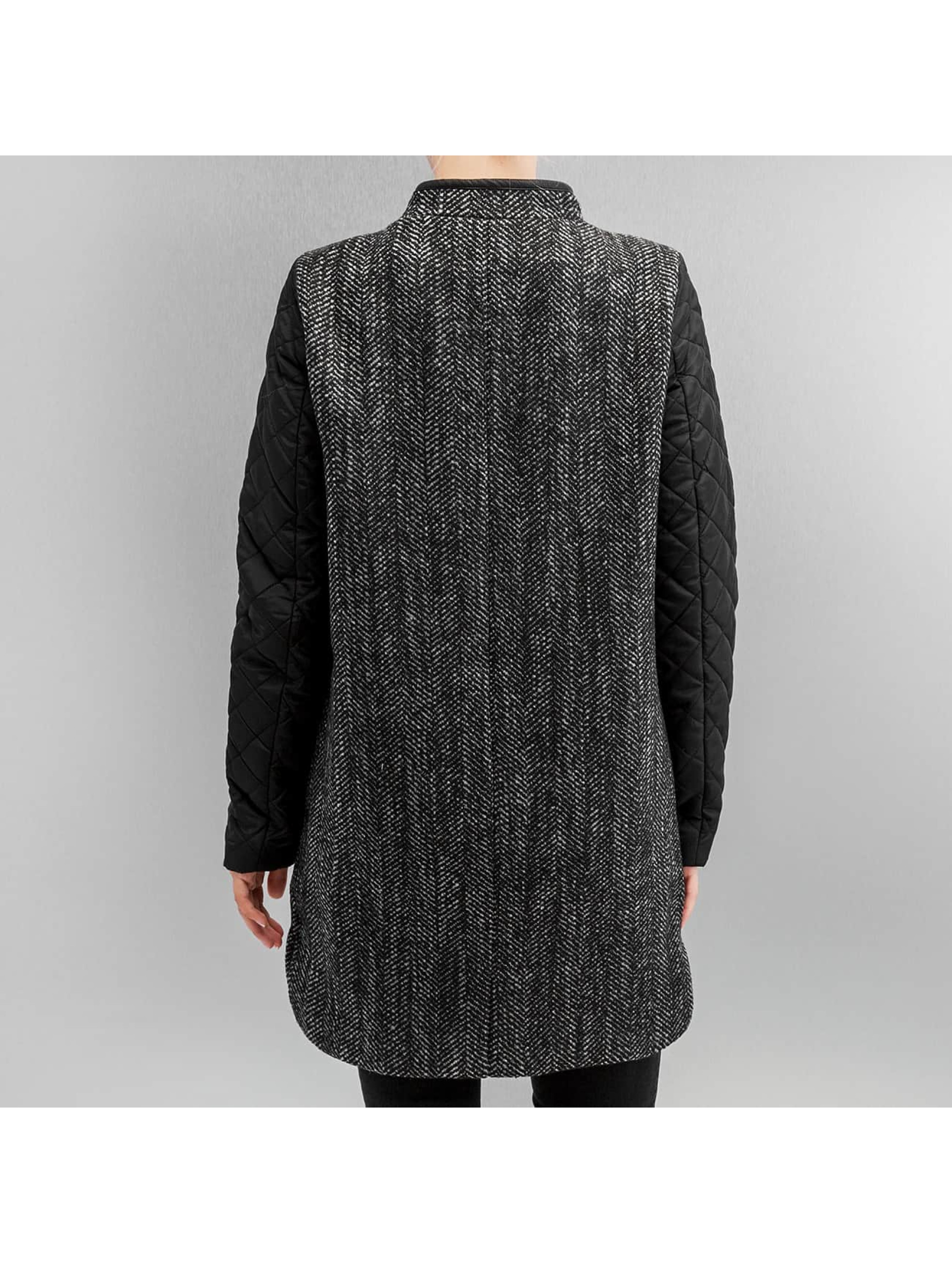 Vero Moda Демисезонная куртка vmIsla серый