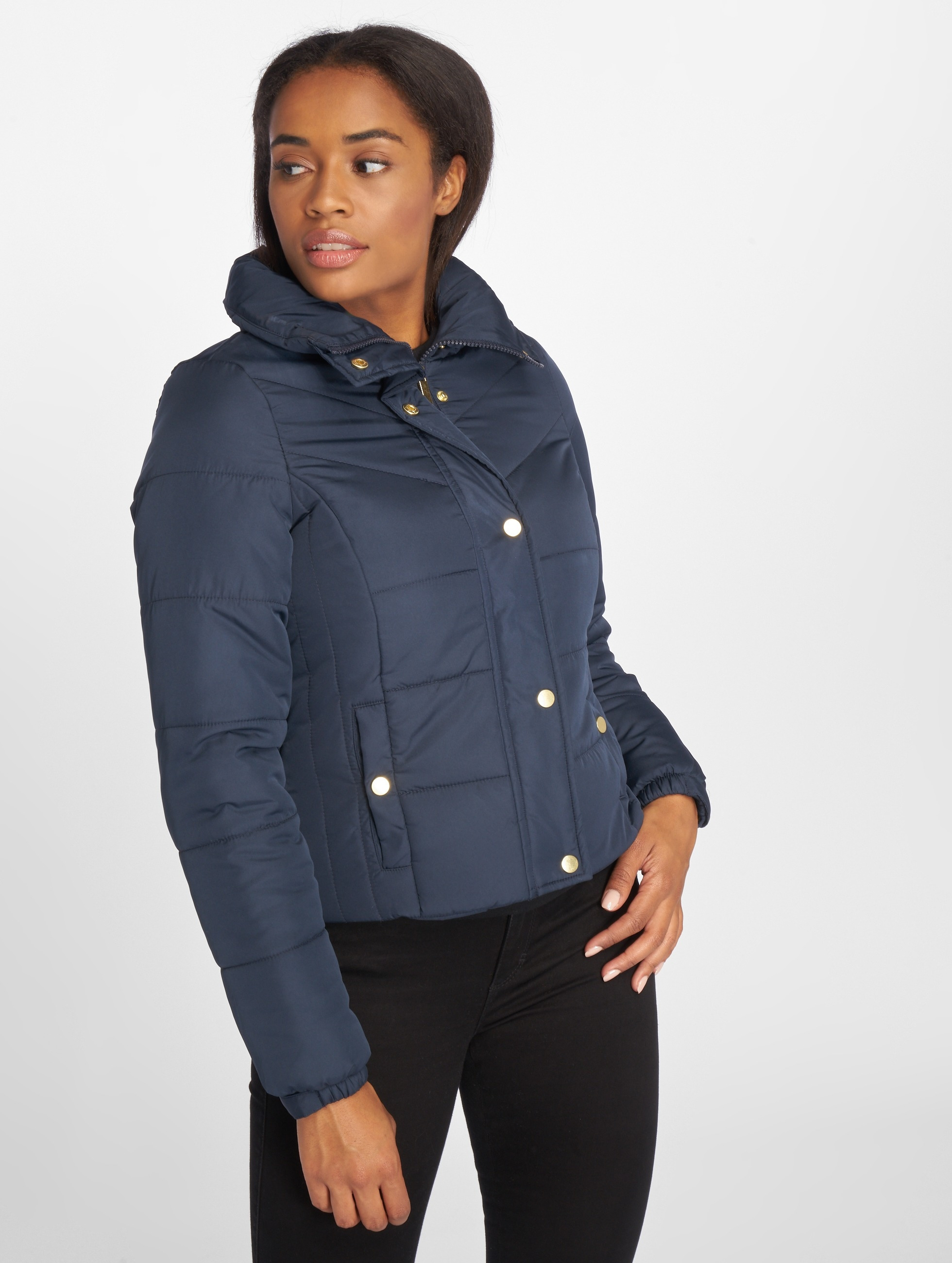 Vero Moda Демисезонная куртка vmPapette синий