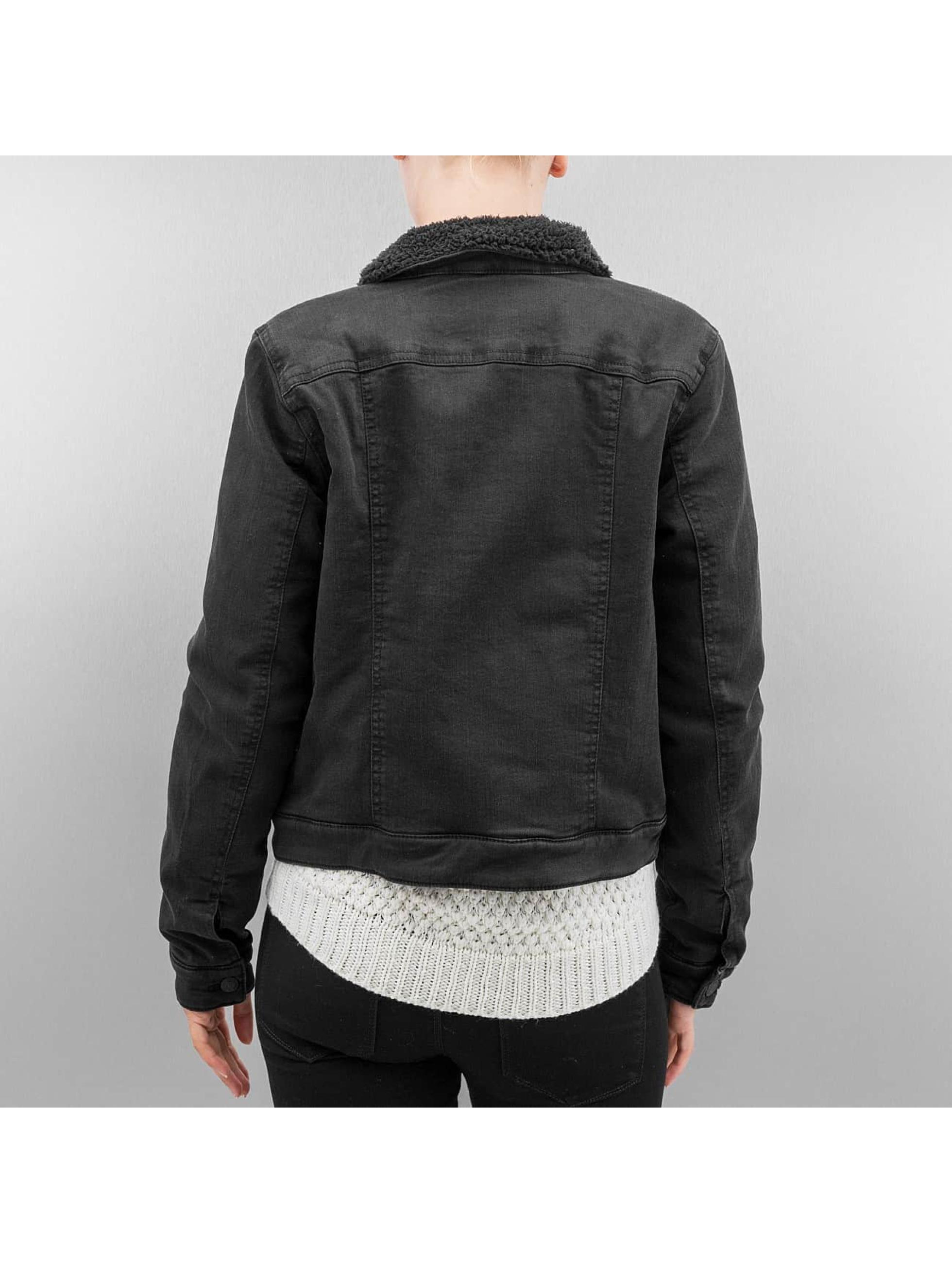 Vero Moda Демисезонная куртка vmTine черный