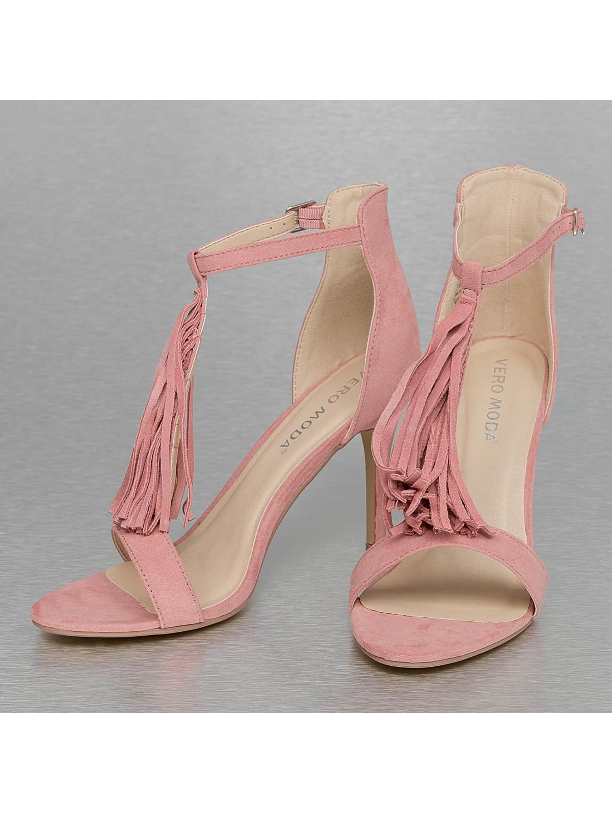 Vero Moda Туфли на каблуках vmElisabeth розовый