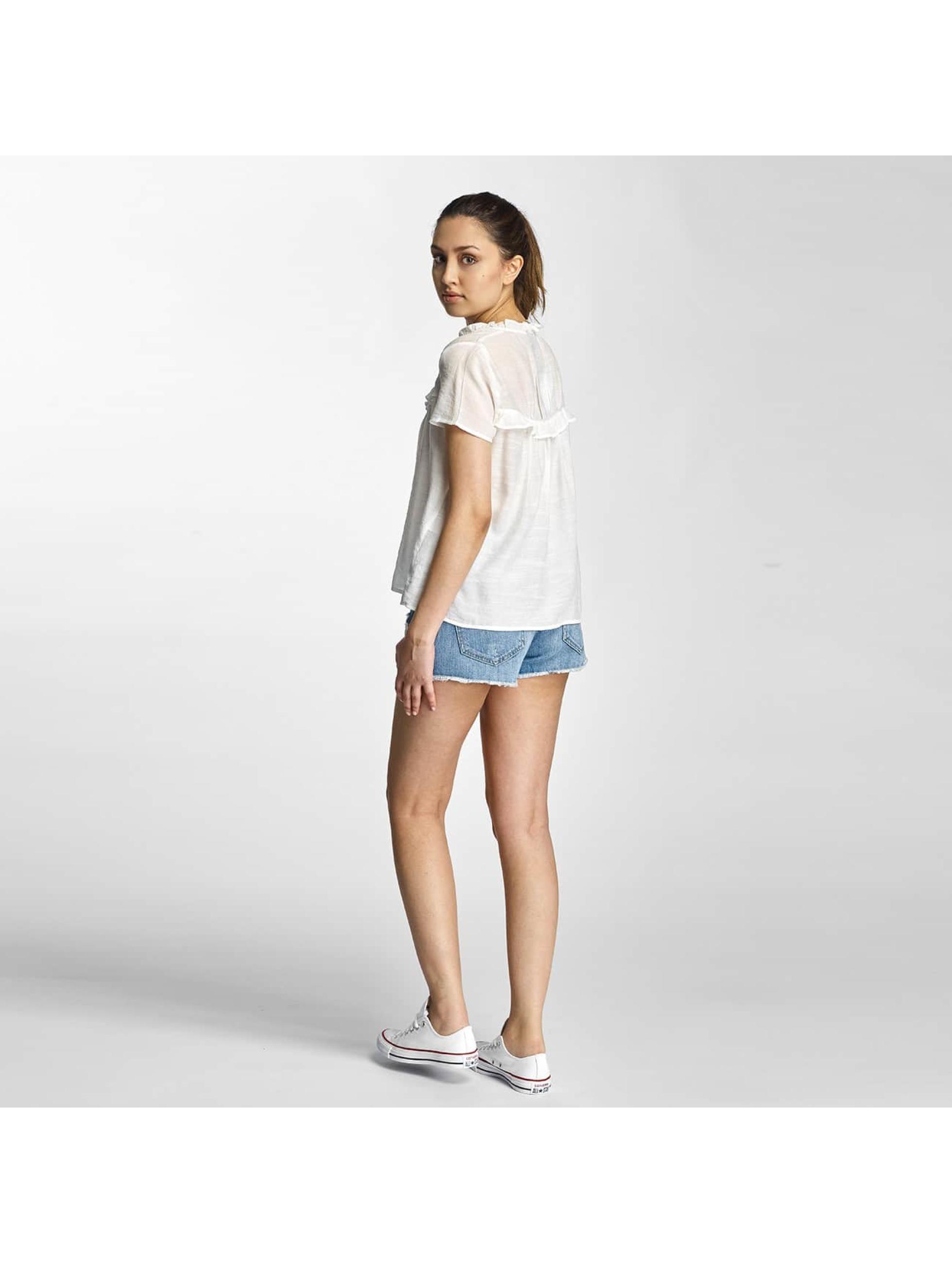 Vero Moda Blúzky/Tuniky vmMandy biela