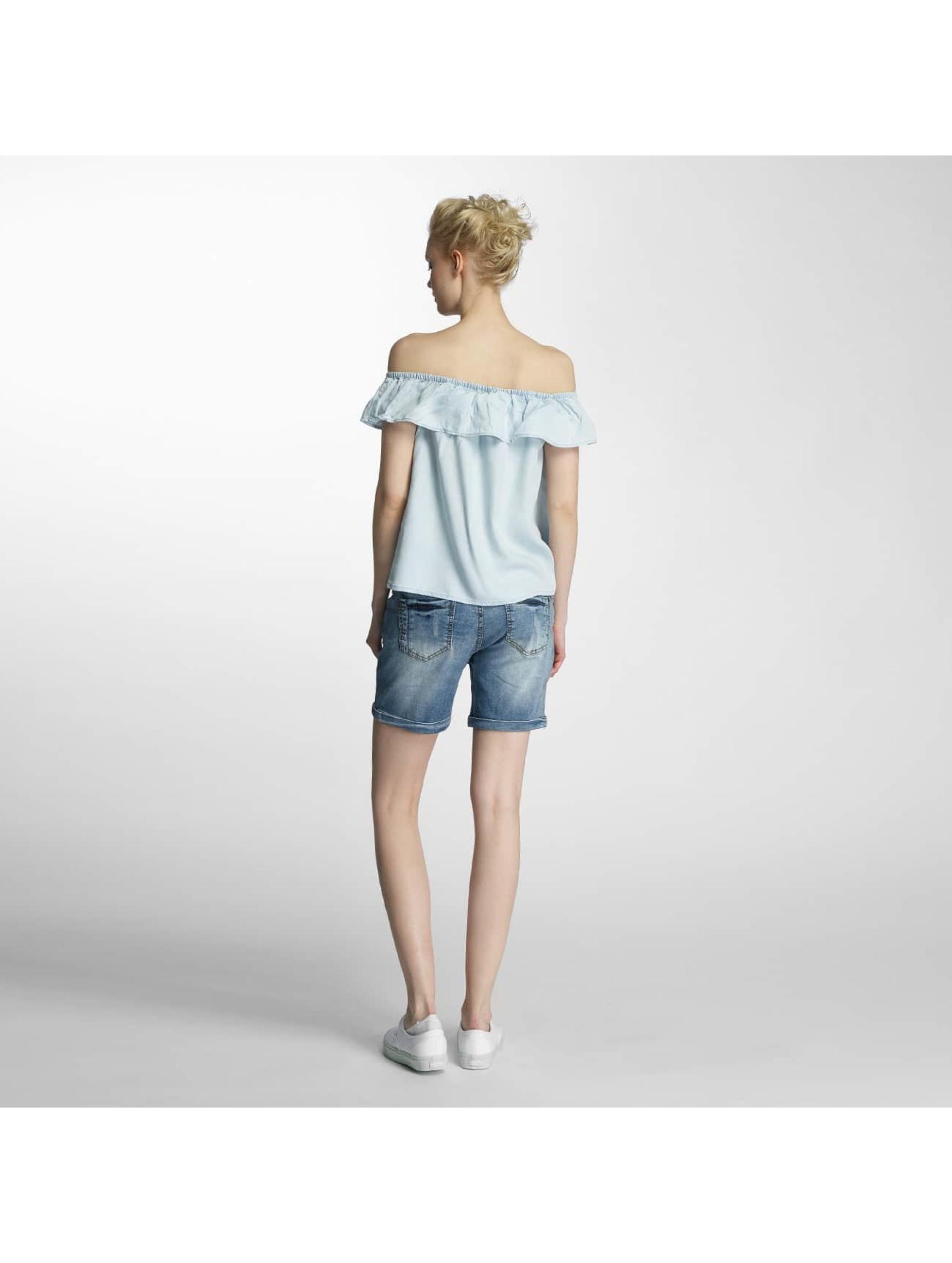 Vero Moda Blouse & Chemise vmKatinka bleu