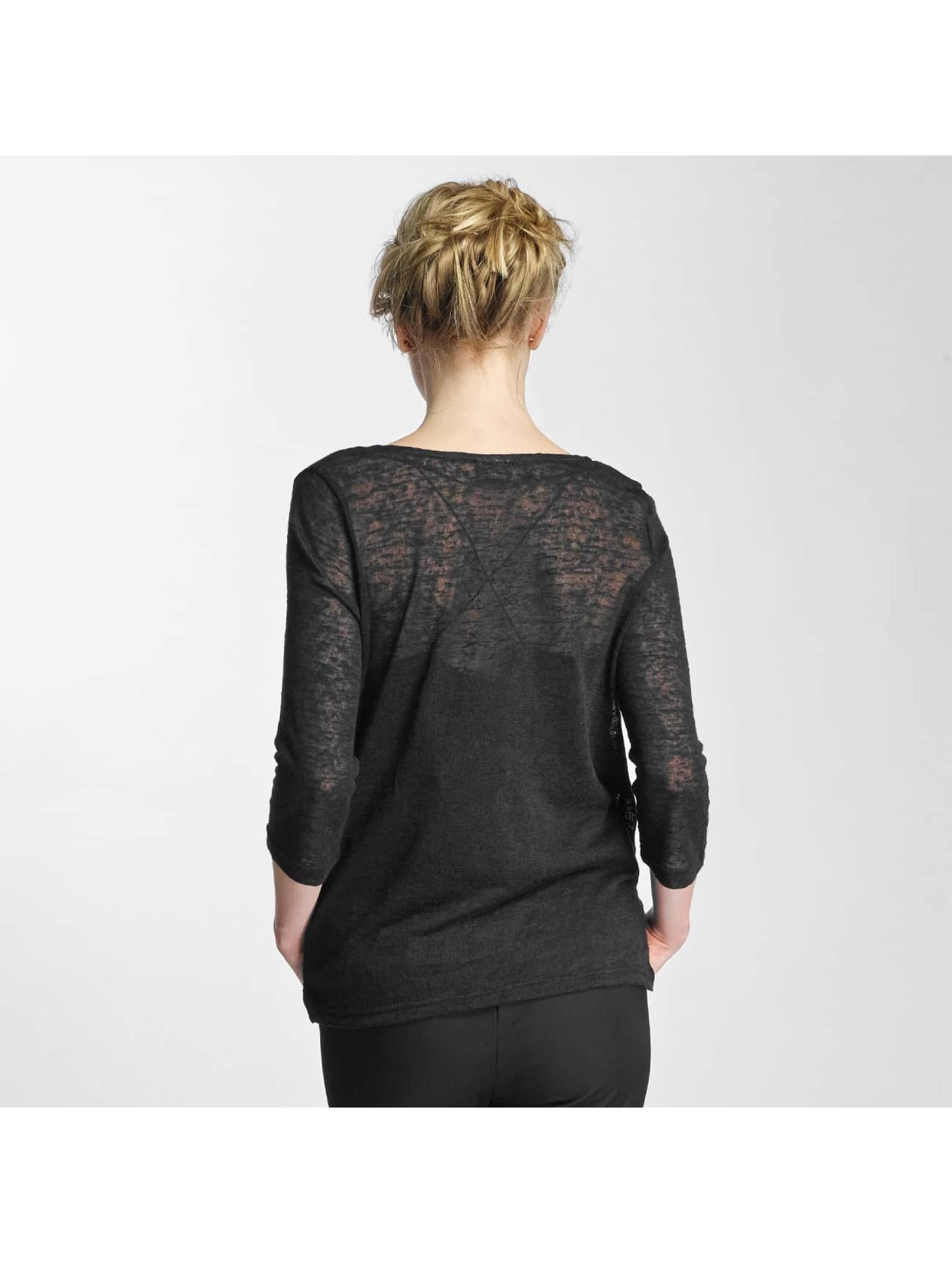 Vero Moda Blusa / Túnica vmSunshine negro