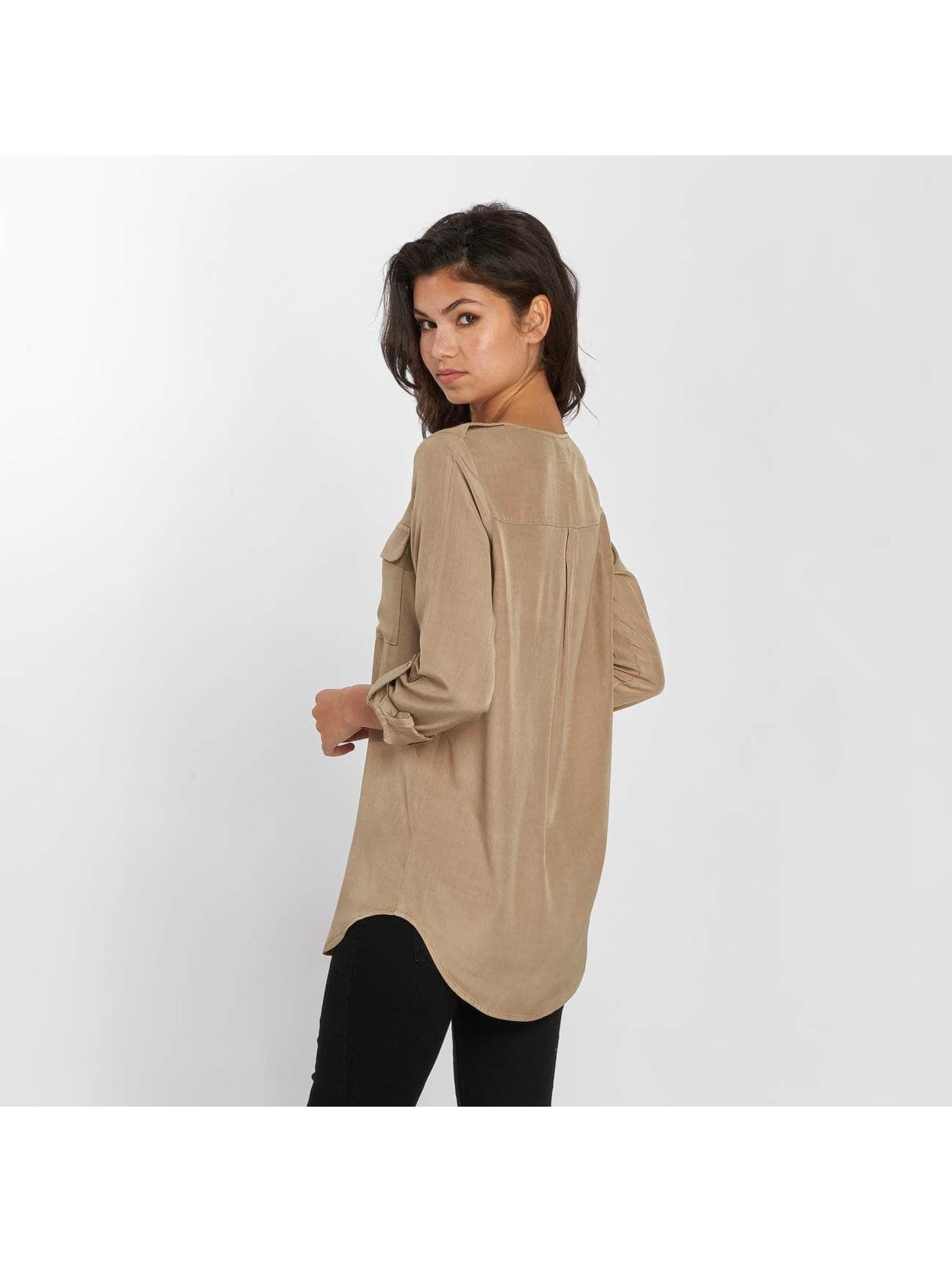 Vero Moda Bluse vmCobra beige