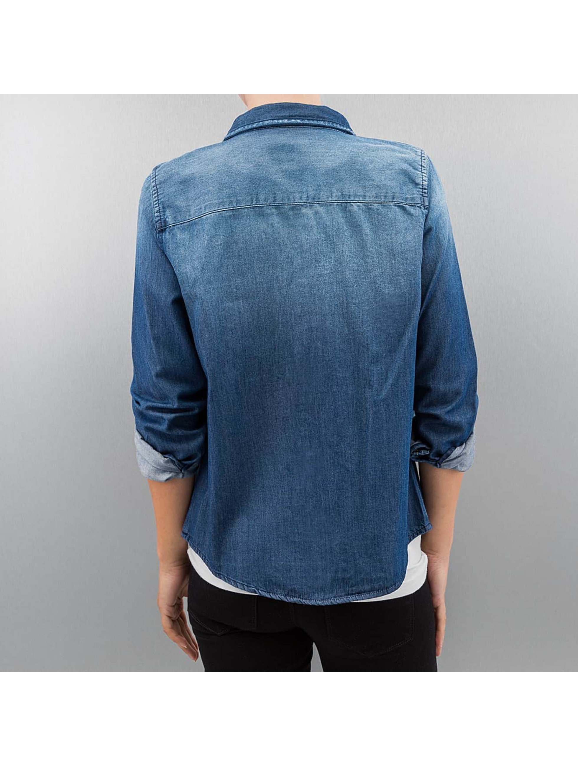 Vero Moda Bluse vmJashi blau