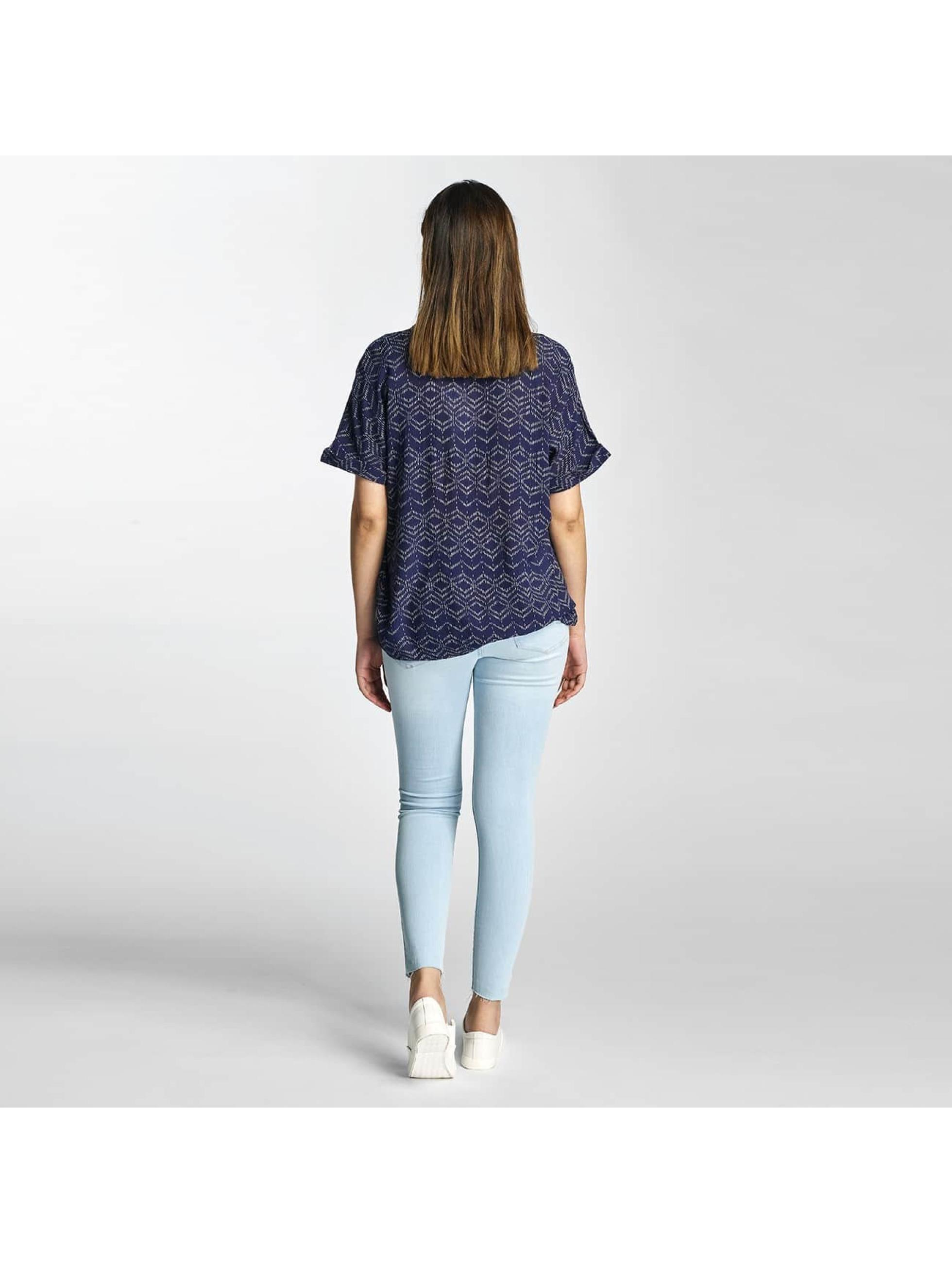 Vero Moda Bluse vmGina blau